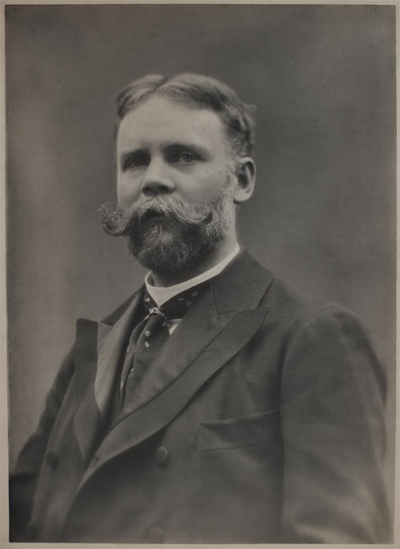 Image of Otto Wegener from Wikidata