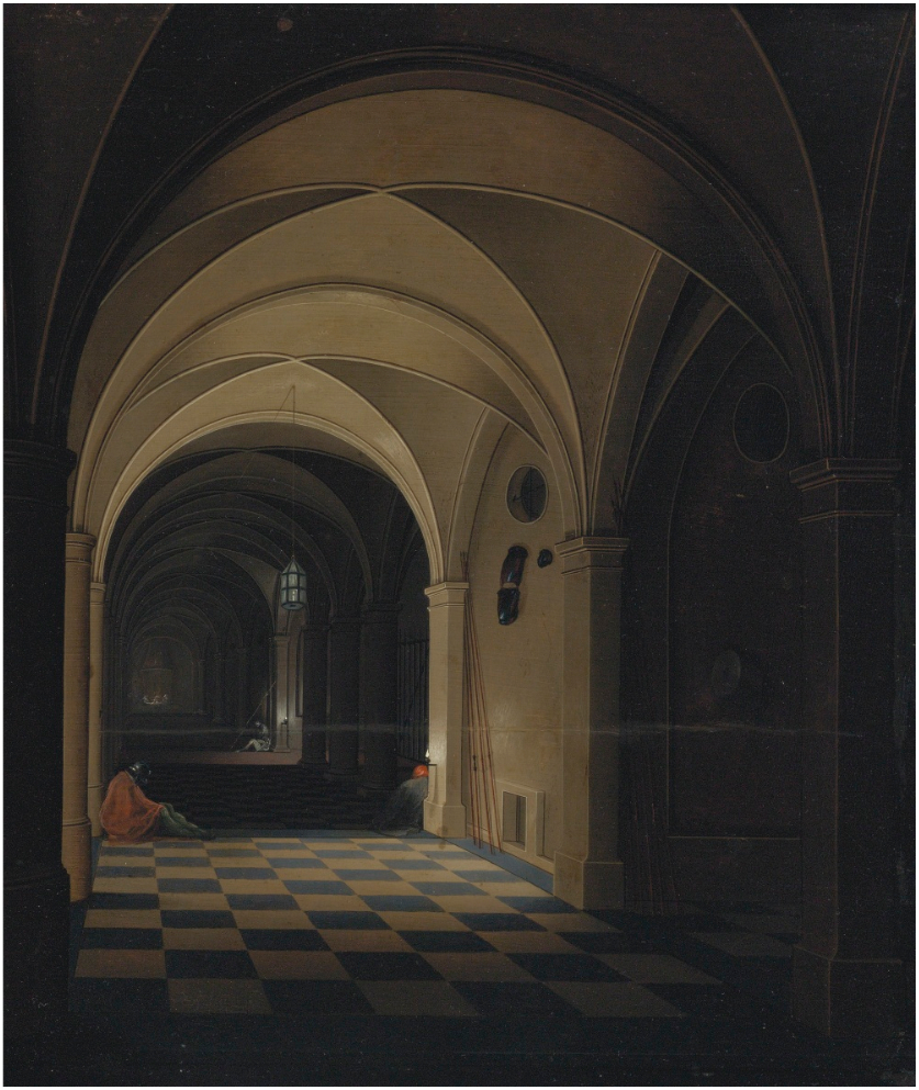 Interior Size 800 X 993 Type: File:Pieter Neefs The Younger