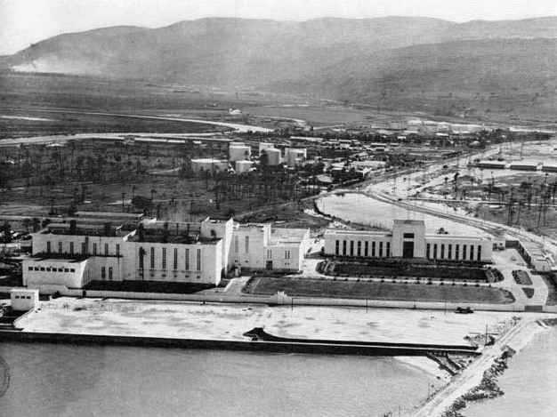 תחנת הכוח חיפה א'
