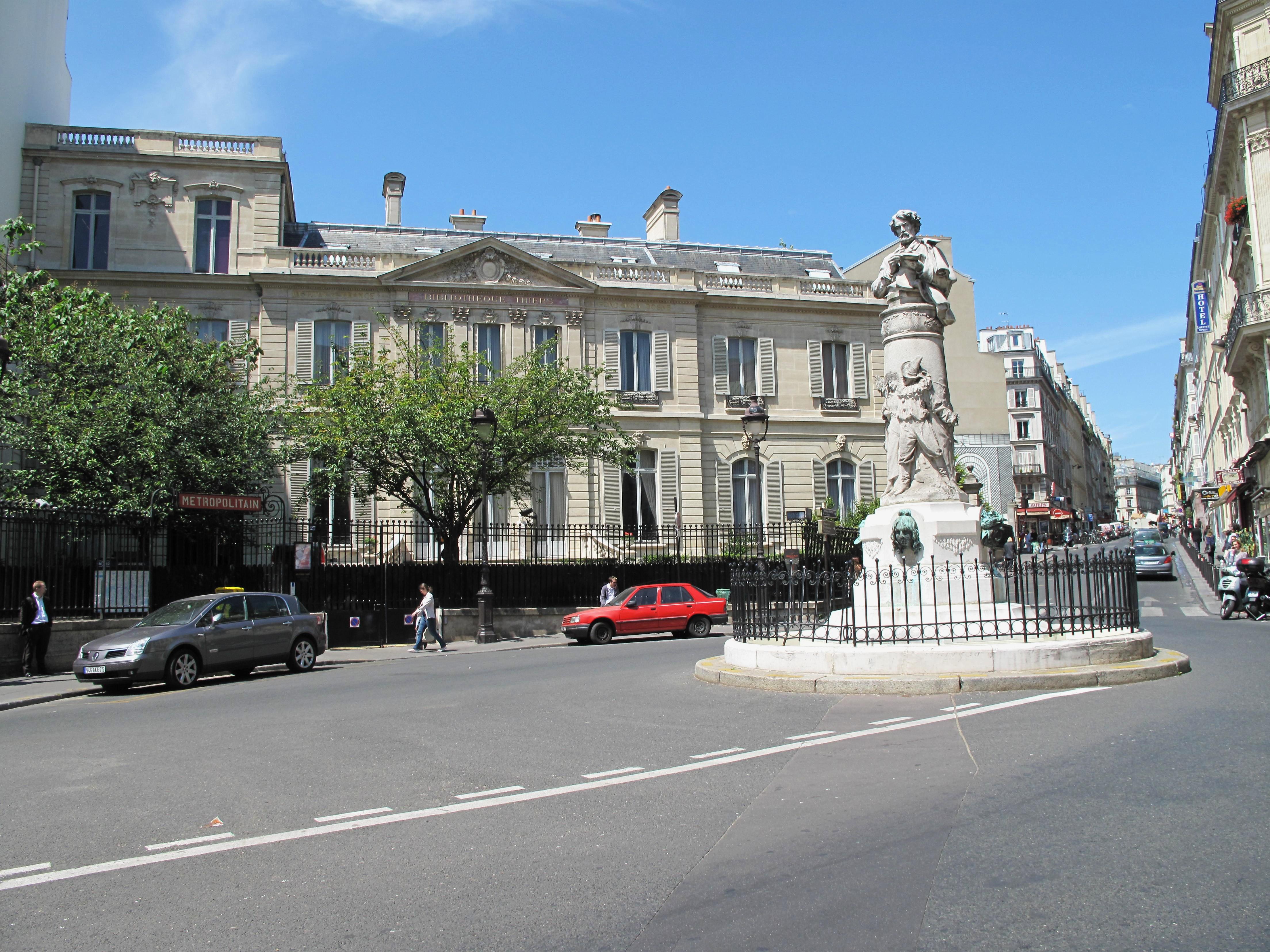Gavarni Hotel Paris