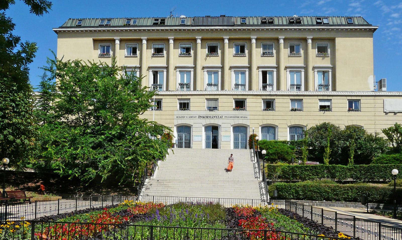 Budapest Ii Kerulete Wikipedia