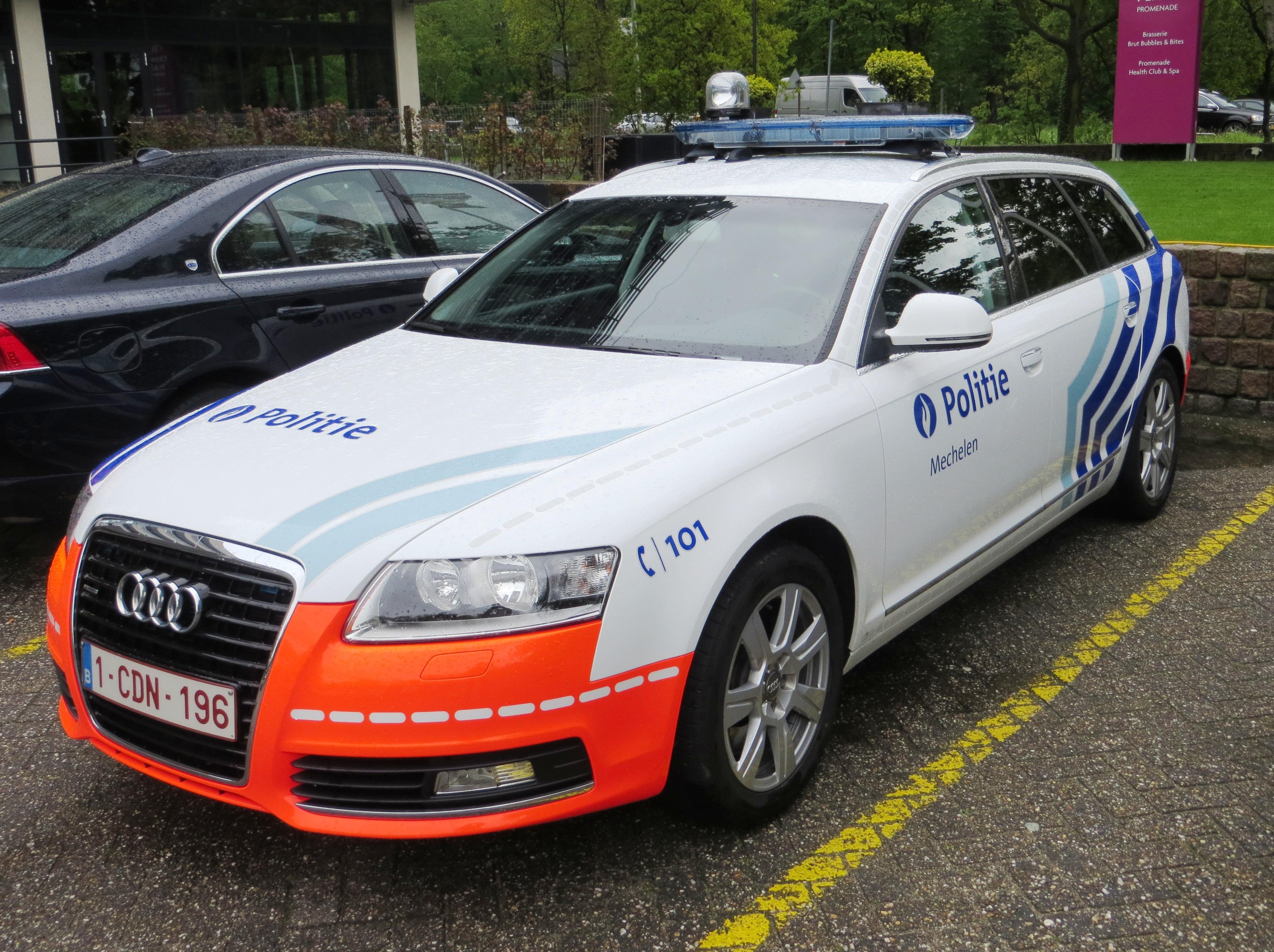 File Police Car Of Belgium 02 Jpg Wikimedia Commons