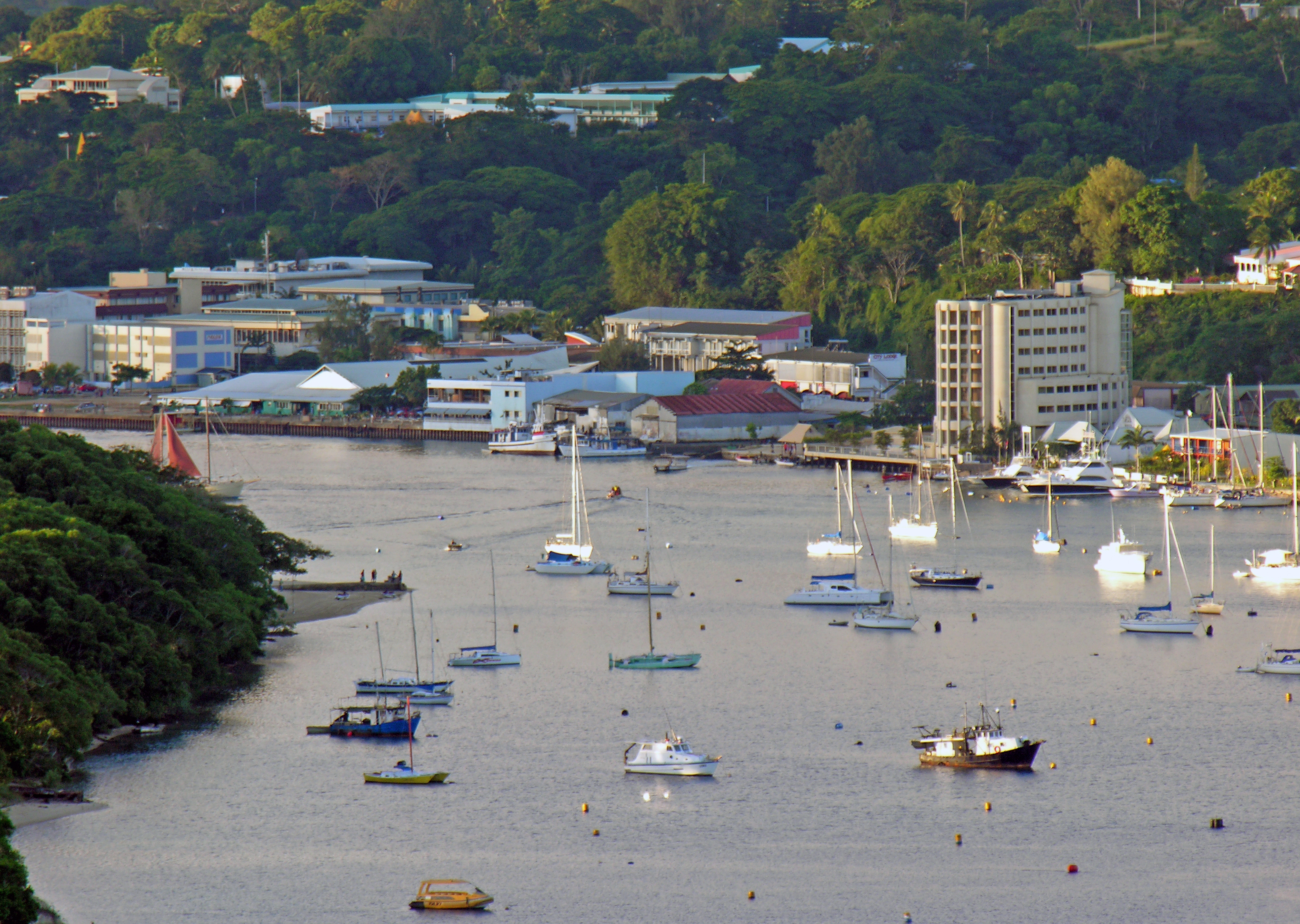 Port Vila Vanuatu  City pictures : Port Vila waterfront, Vanuatu, 2 June 2006 Flickr PhillipC ...