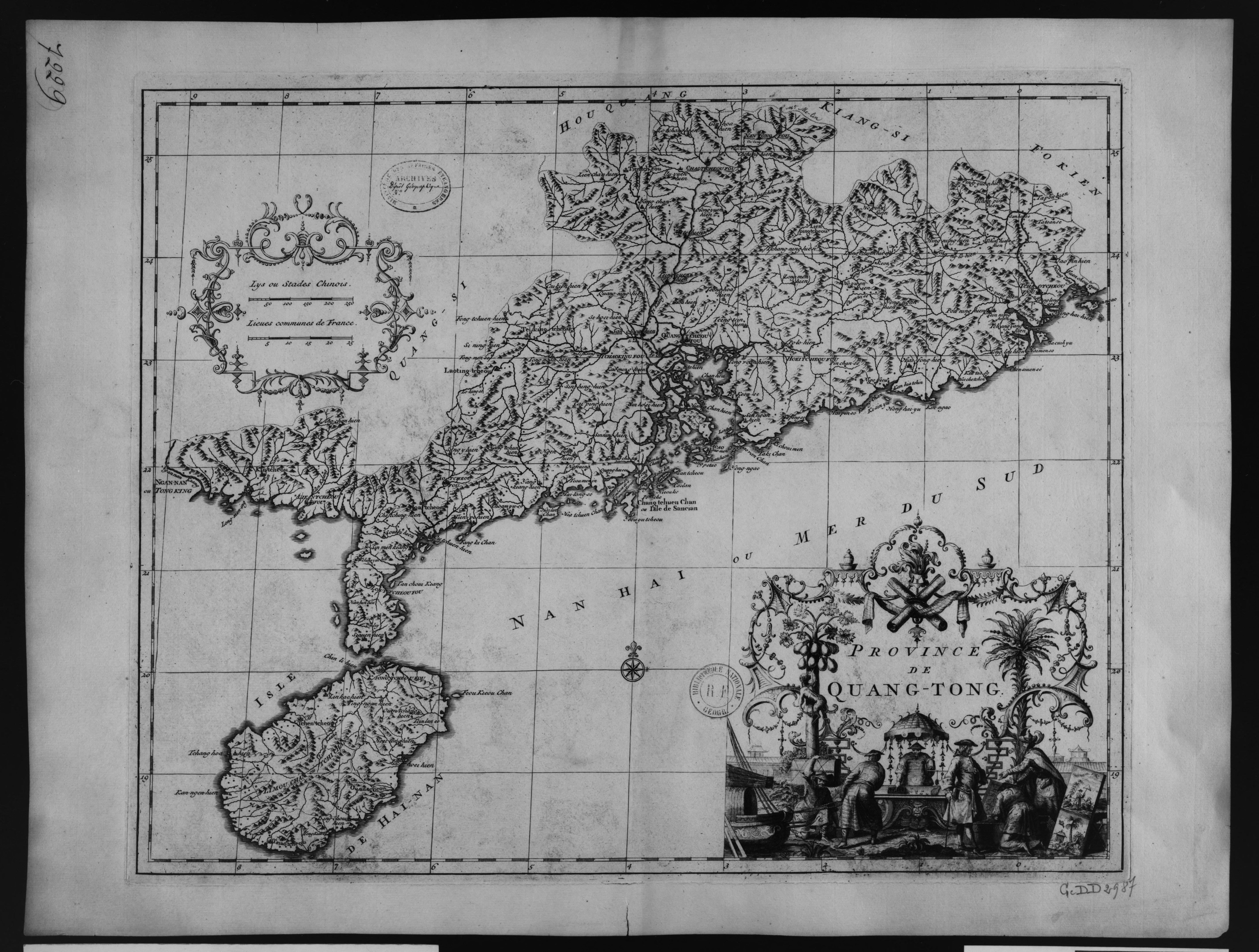 1735 in Ireland