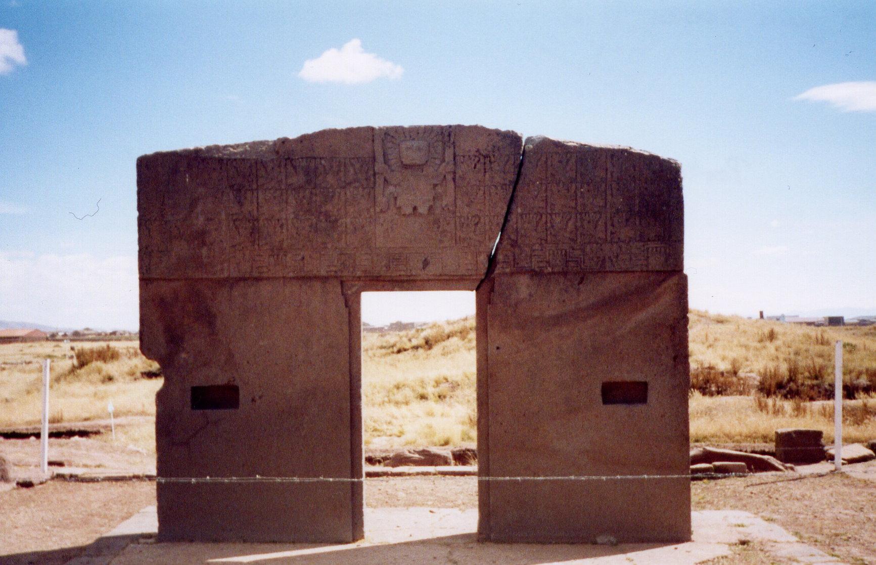 Puerta estelar stargate encontrada en irak 2da parte for Cc puerta del sol