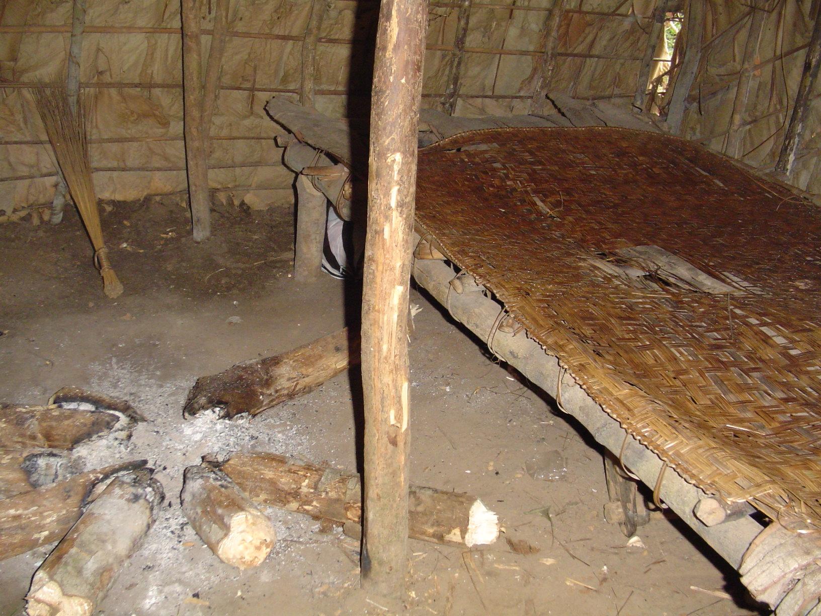 File pygmy house inside wikimedia commons - Inside home image ...