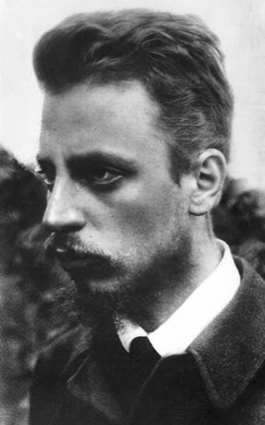 Rilke in 1900