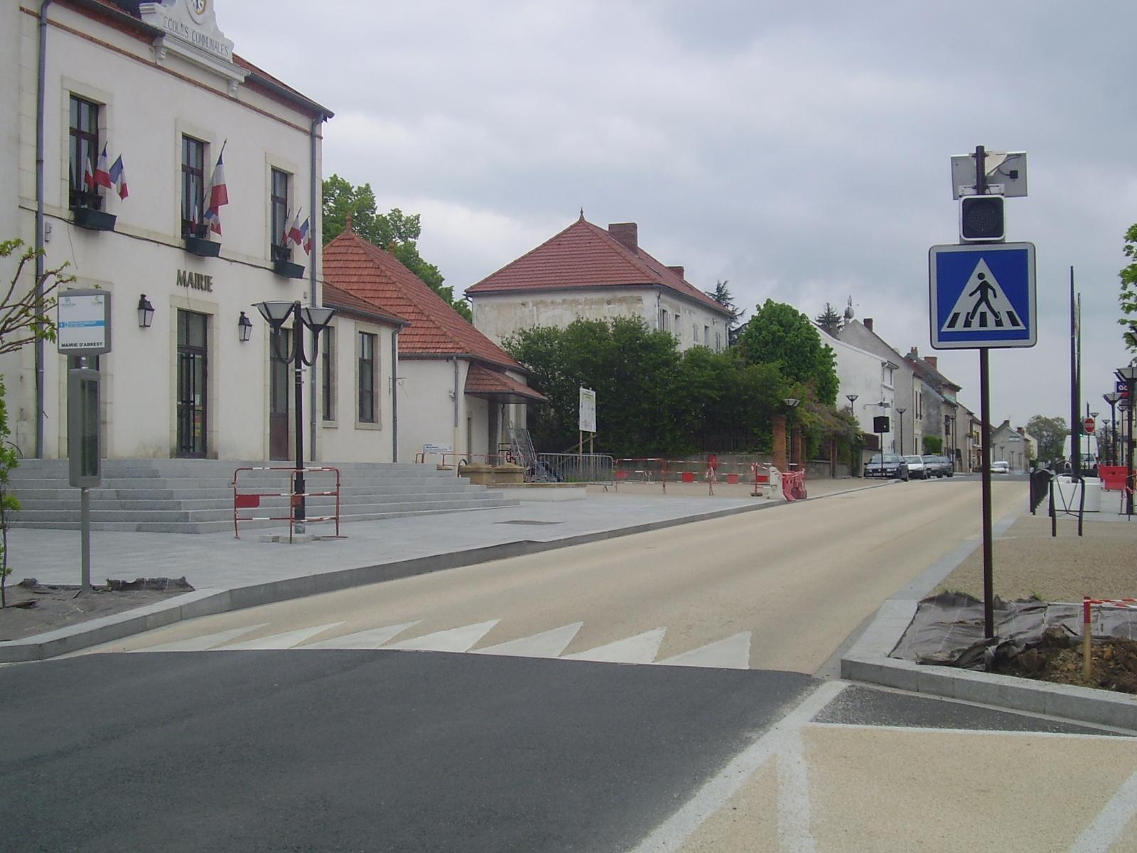 Passage De Vitesse City Car Driving