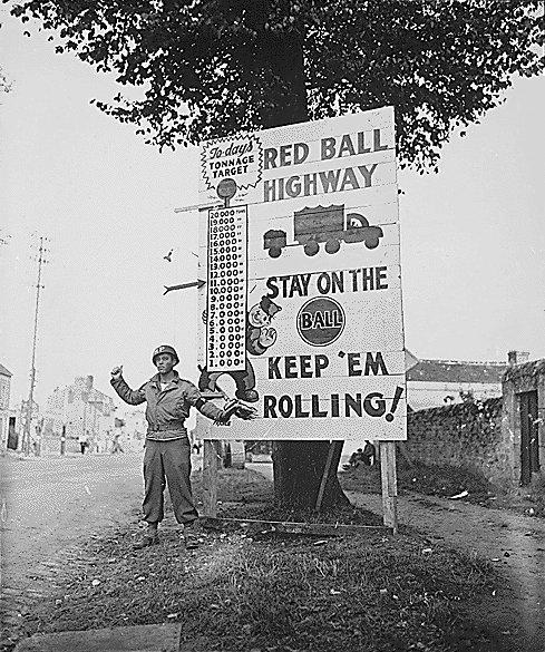 red ball express � wikipedia