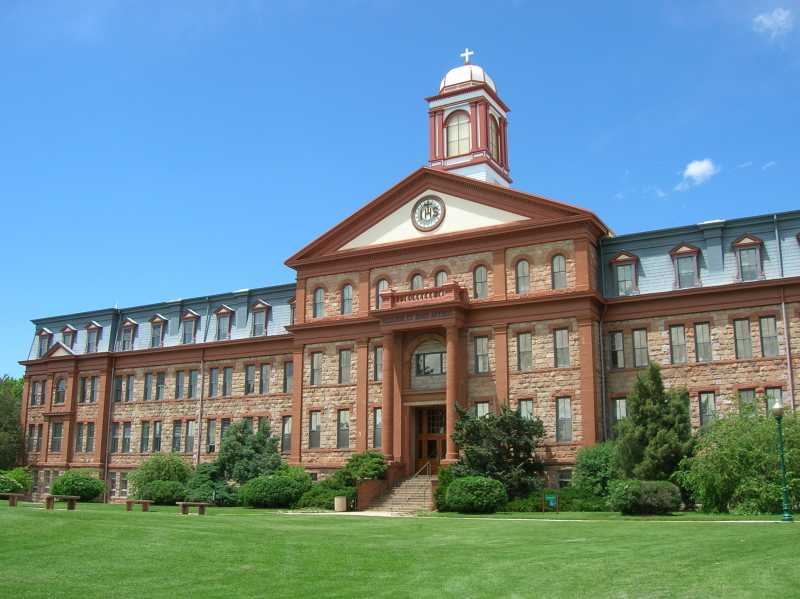 Regis University-Main Hall