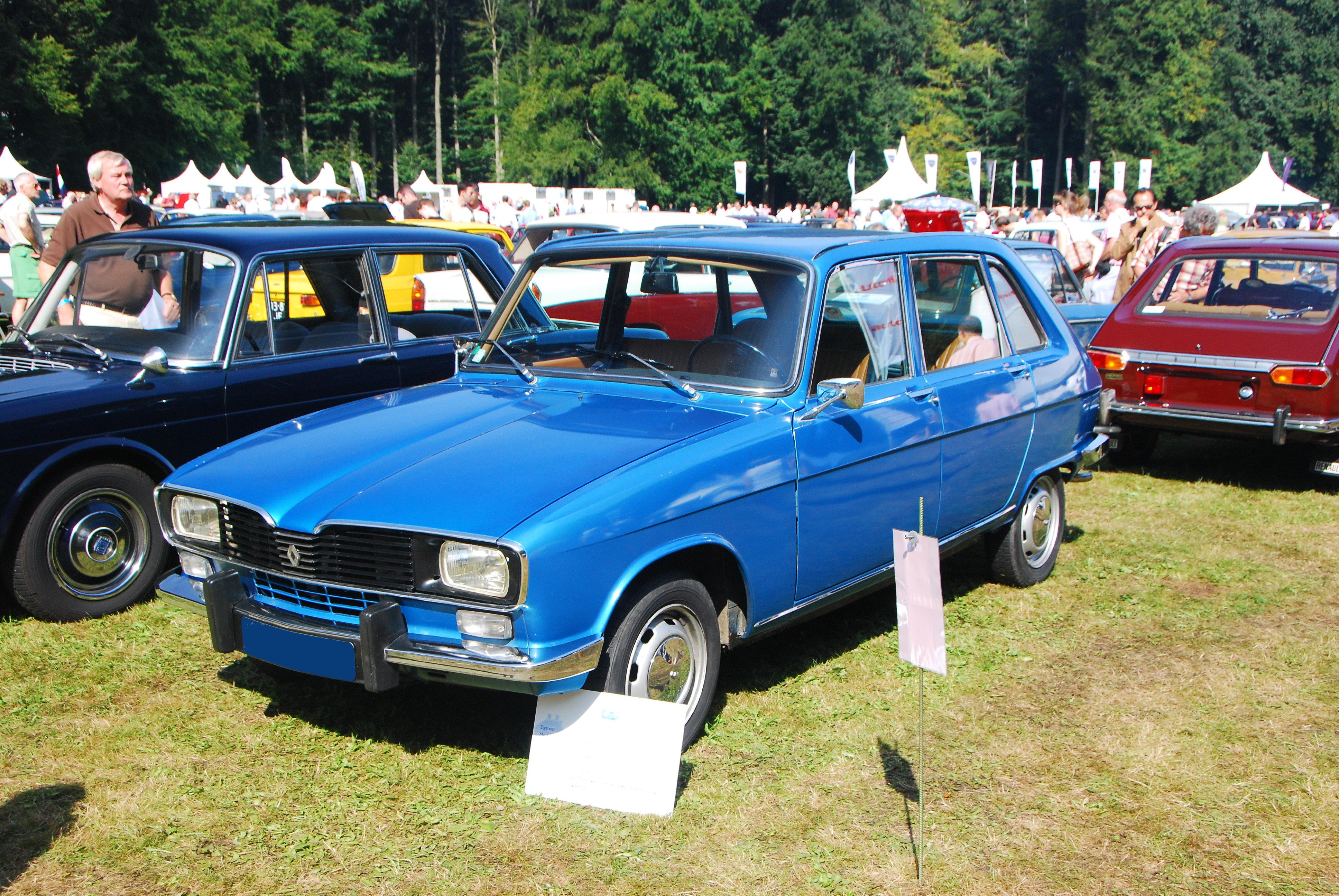 Renault 16 Tl : file renault 16 tl jpg wikimedia commons ~ Medecine-chirurgie-esthetiques.com Avis de Voitures