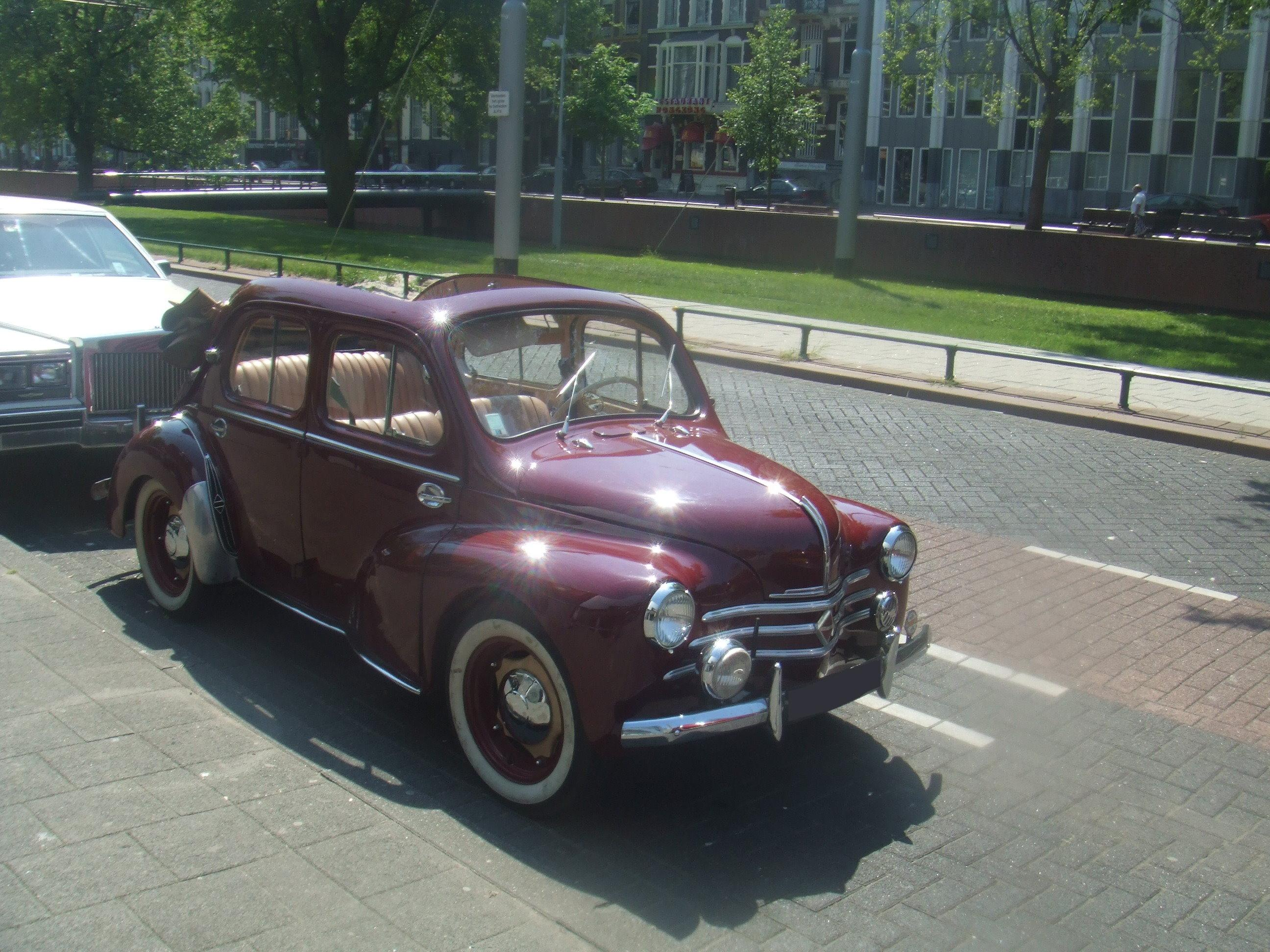 Renault 4cv Wikipedia | Autos Post