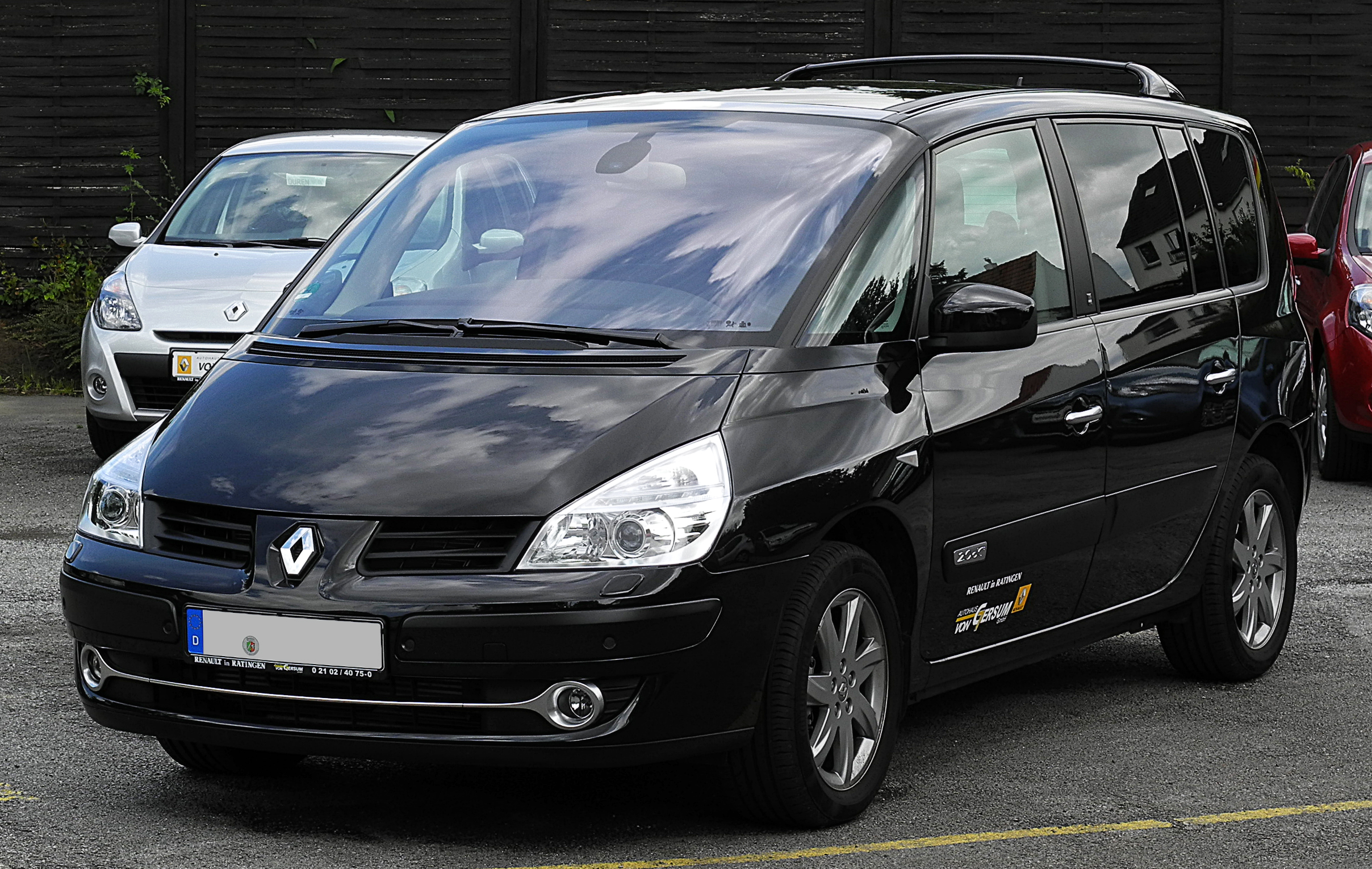 file renault espace edition 25th dci 175 iv facelift. Black Bedroom Furniture Sets. Home Design Ideas
