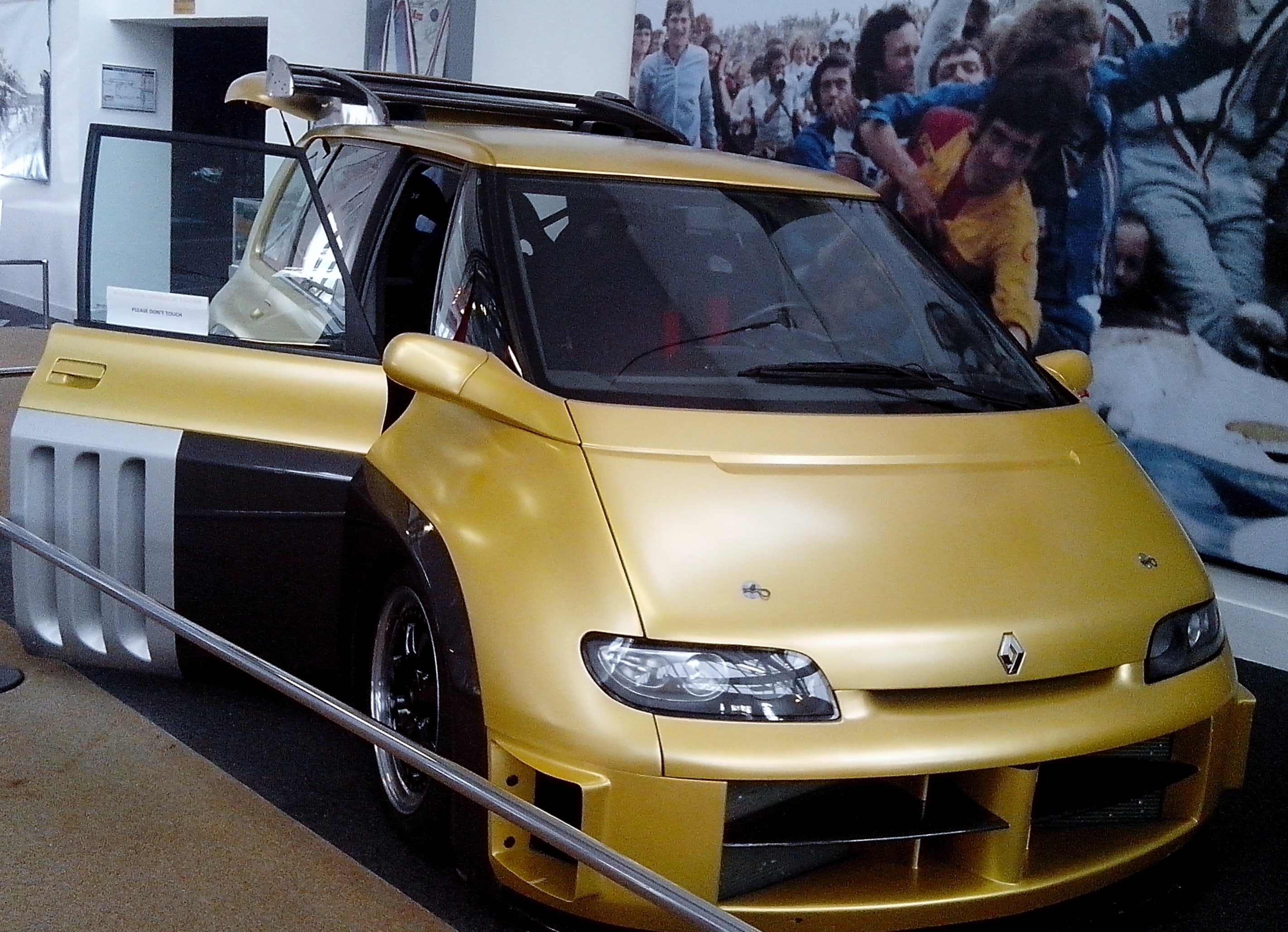 file renault espace f1 wikimedia commons. Black Bedroom Furniture Sets. Home Design Ideas