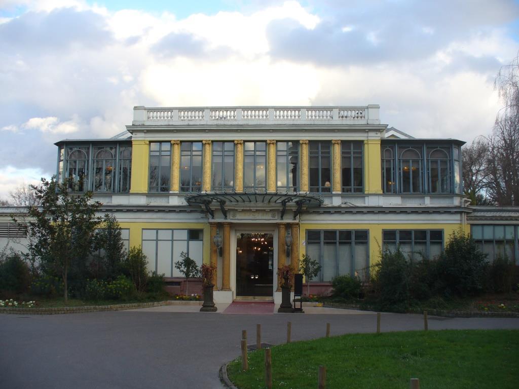 Restaurant Le Pavillon Saint Aubin De Medoc