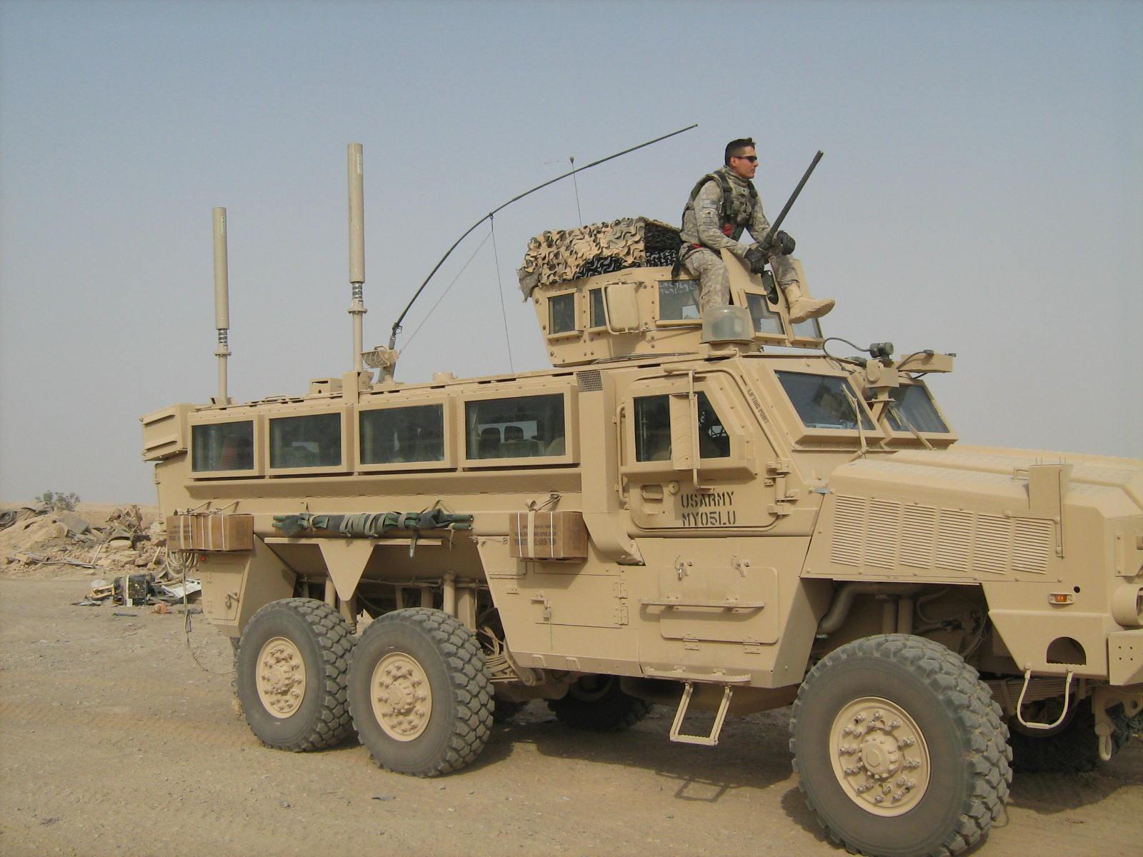 File:Rg 33 with M2 Machine Gun..jpg - Wikimedia Commons