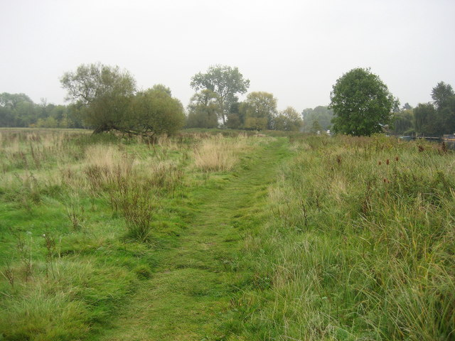 Ridgeway approaching South Stoke - geograph.org.uk - 592151