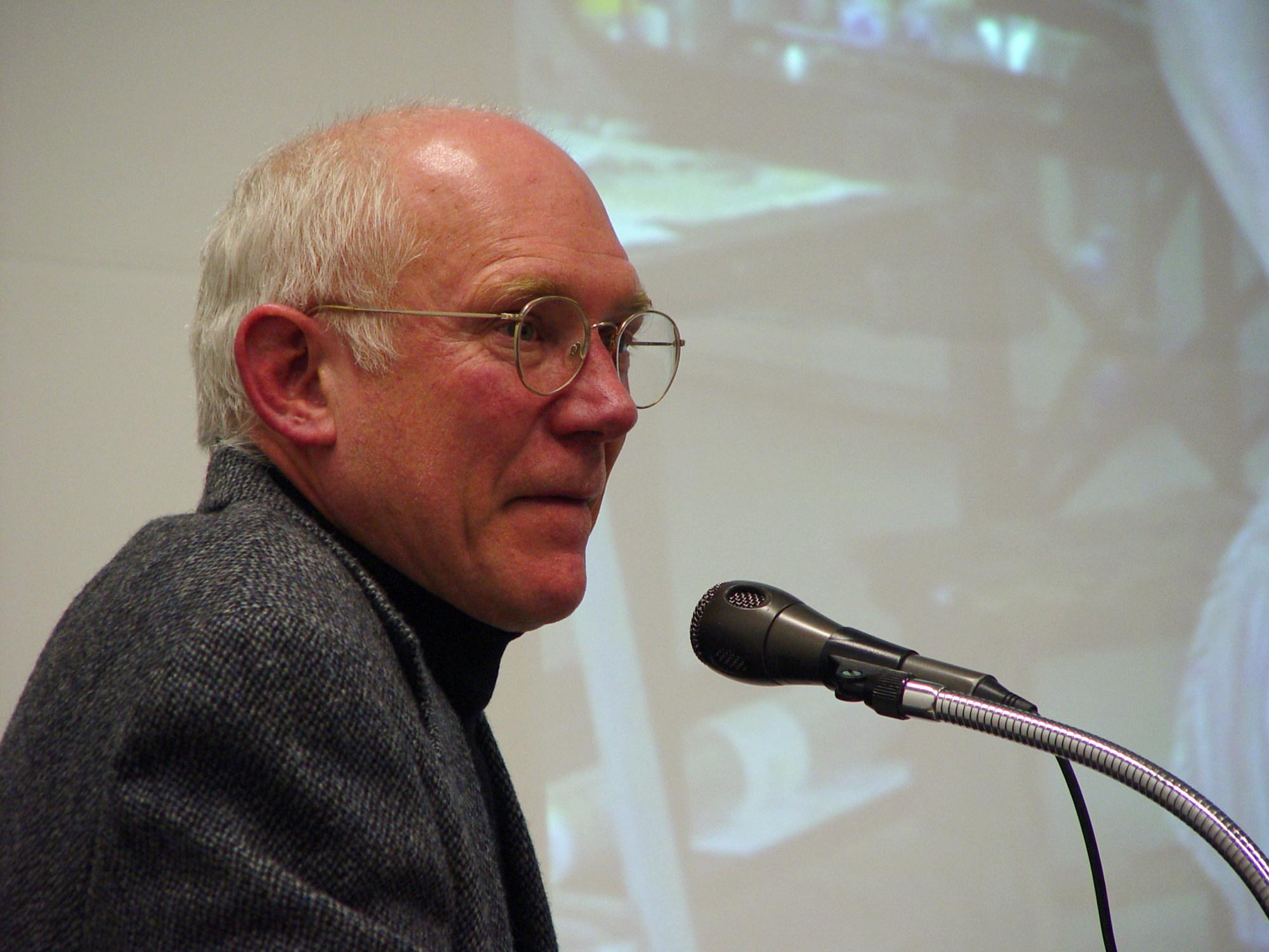 Depiction of Robert Bringhurst