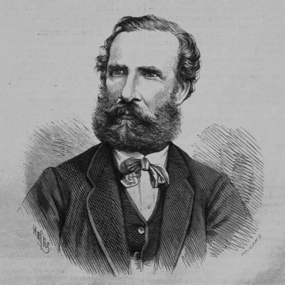Image of Paul de Rosti from Wikidata