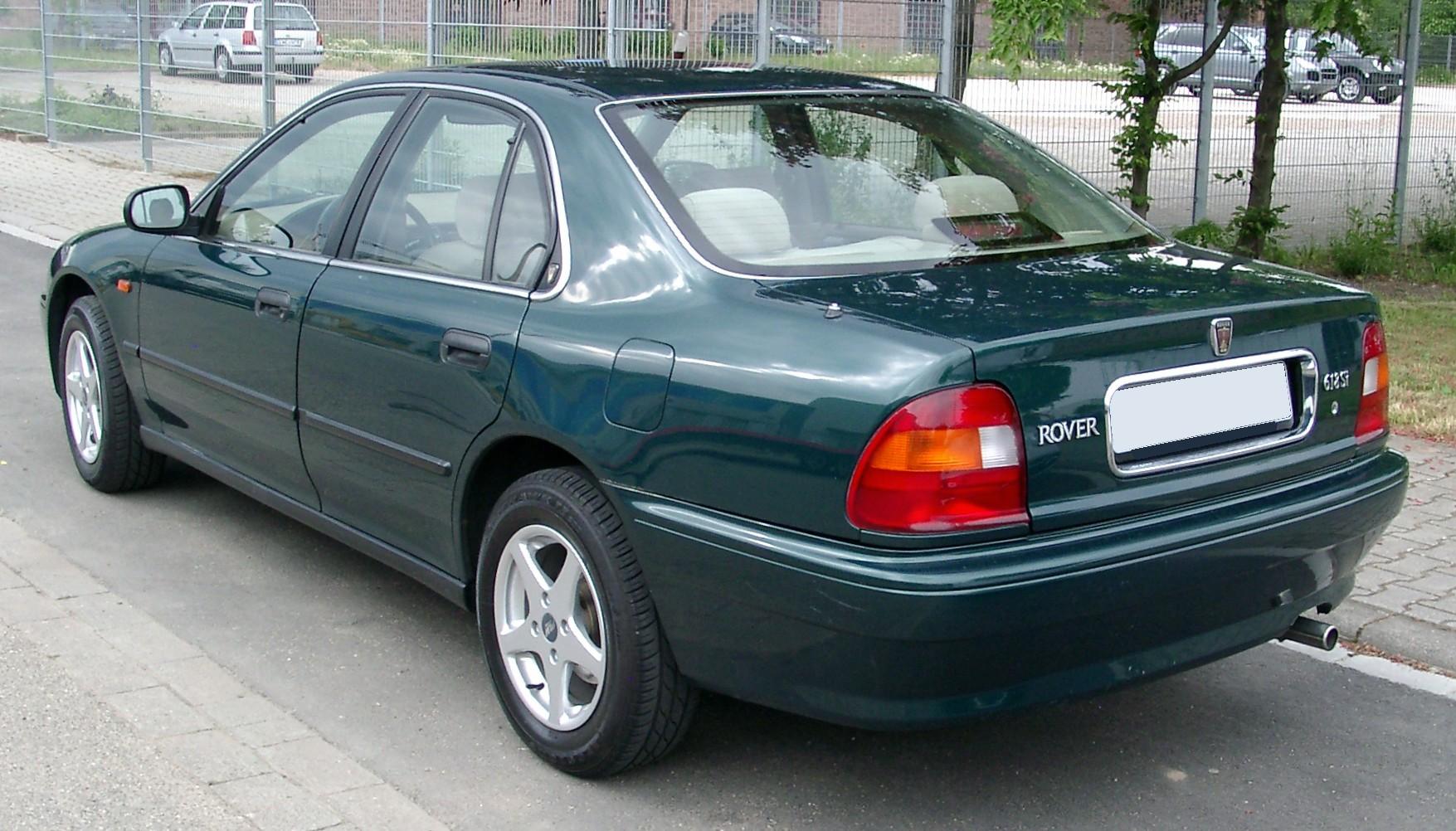 Annonces Rover Serie 600 d' occasion mises en vente par des concessionnaires et