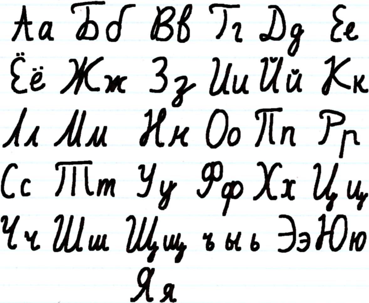 Kids Alphabet Font