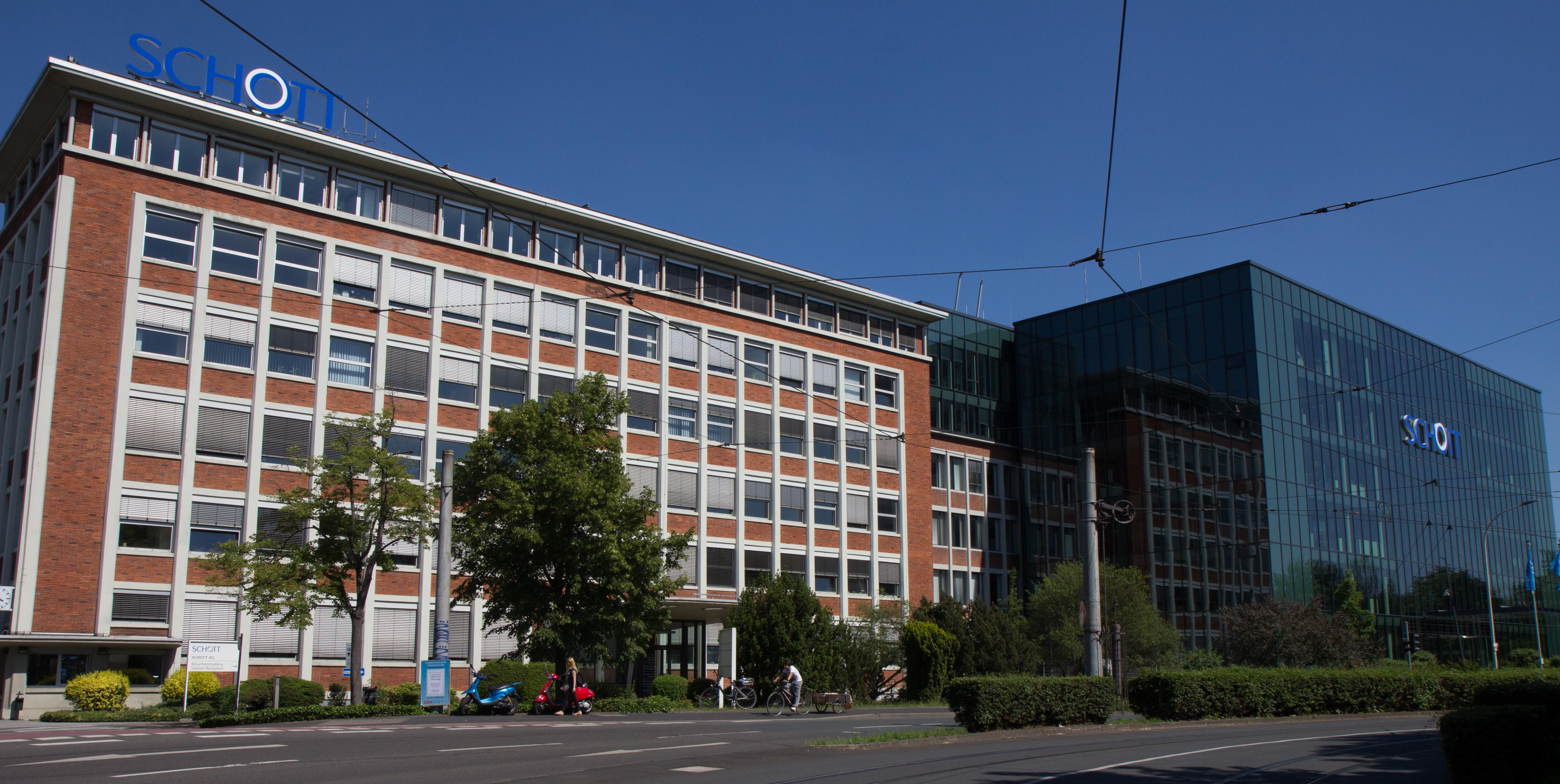 File Schott Ag Zentrale Mainz By Olaf Kosinsky 4 Jpg Wikimedia Commons