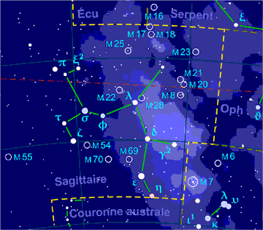Sagittarius constellation map-fr.png