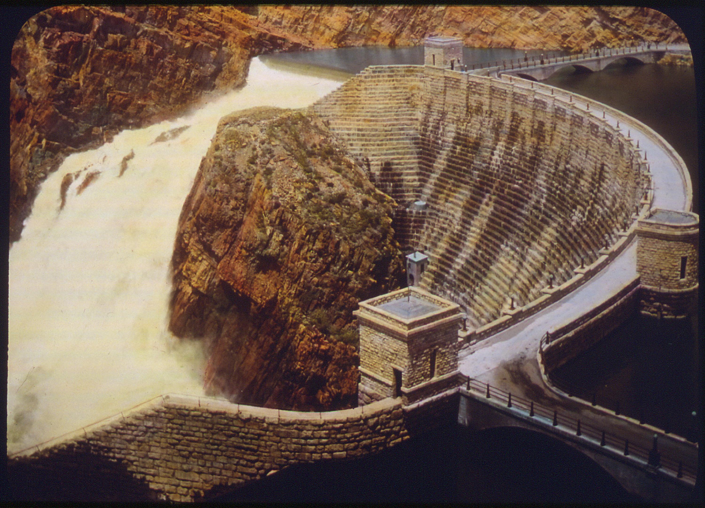 File:Salt River Project - Roosevelt Dam - Arizona - NARA - 294689