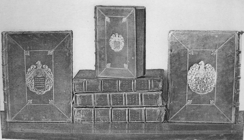 File:Samuel Pepys diary manuscript volumes.jpg