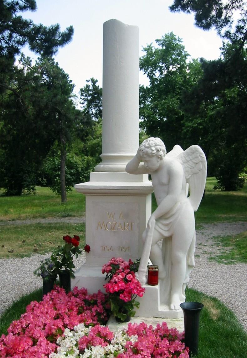 Fichier:Sankt Marxer Friedhof Mozart-Grabmal 2.jpg — Wikipédia