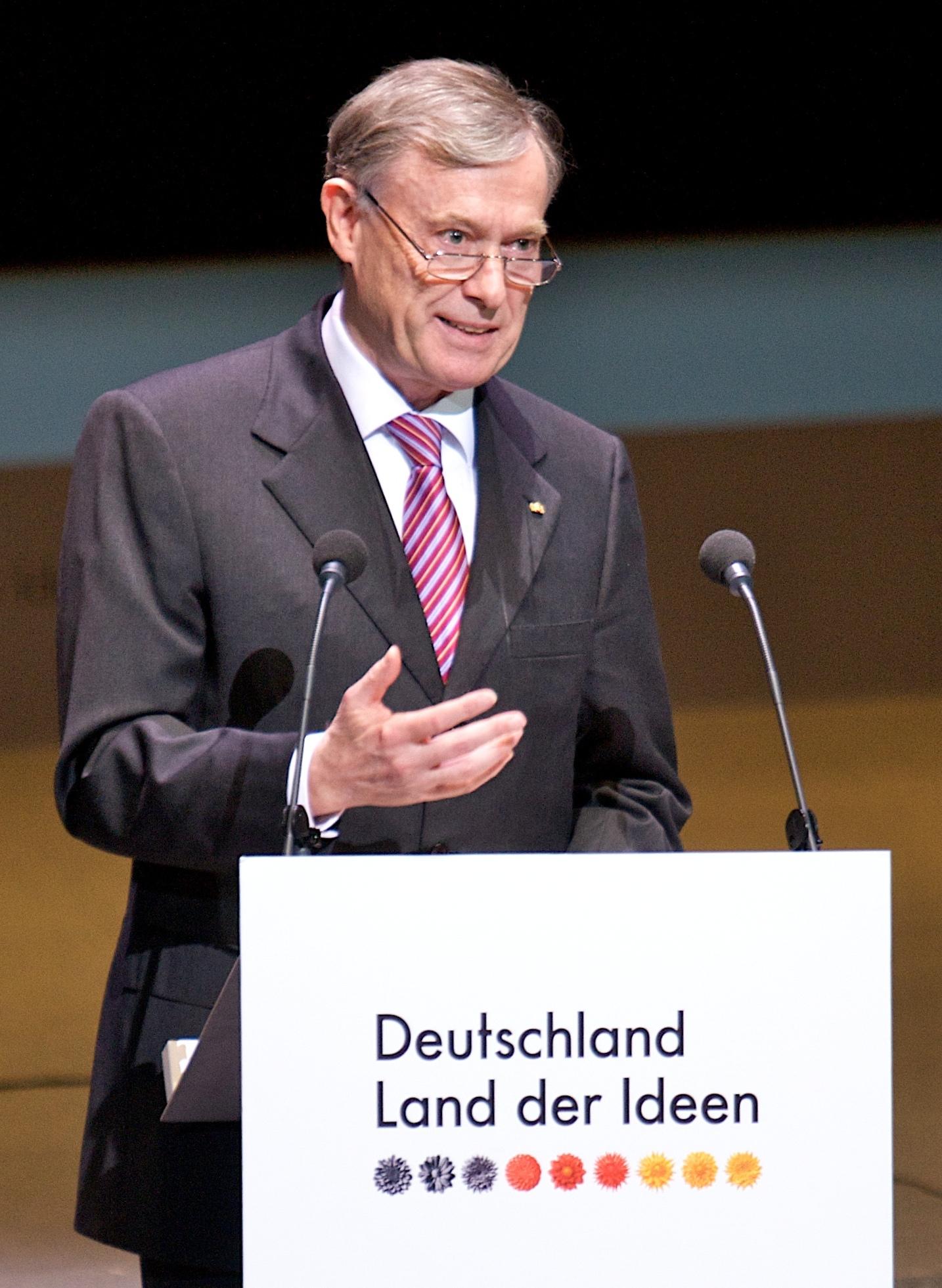 Horst Köhler en 2010.