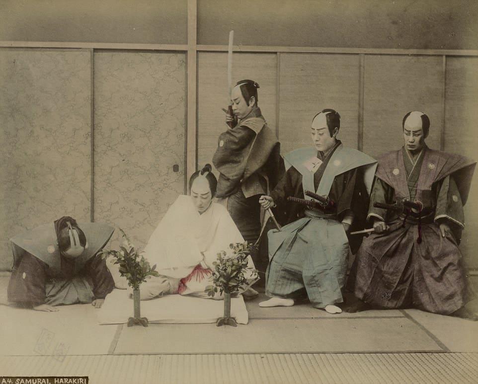 seppuku - wikicommons