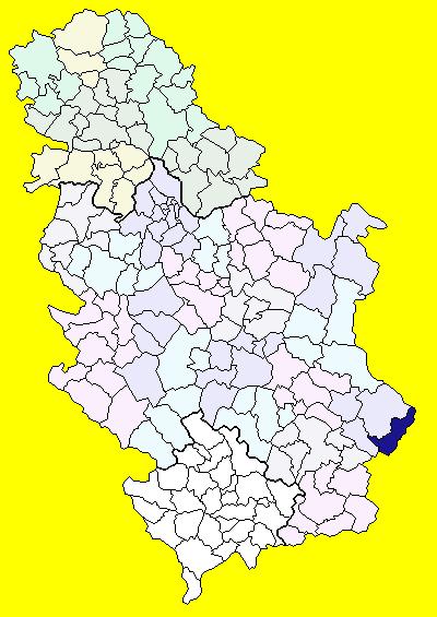 dimitrovgrad mapa srbije Dimitrovgrad – Wikipedija dimitrovgrad mapa srbije