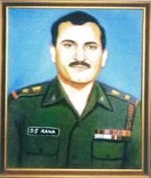 Shanti Swaroop Rana Indian military officer