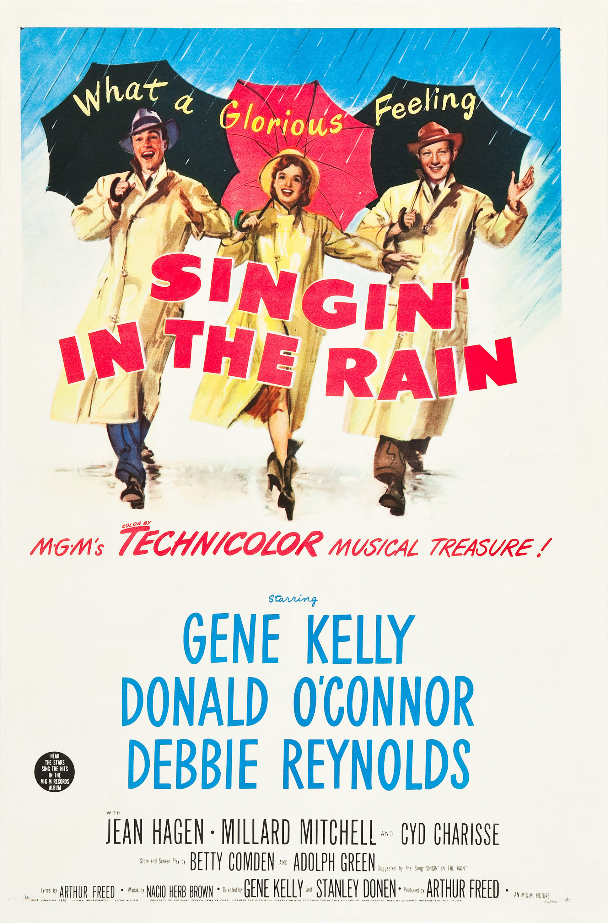 Singin' in the Rain - Wikipedia