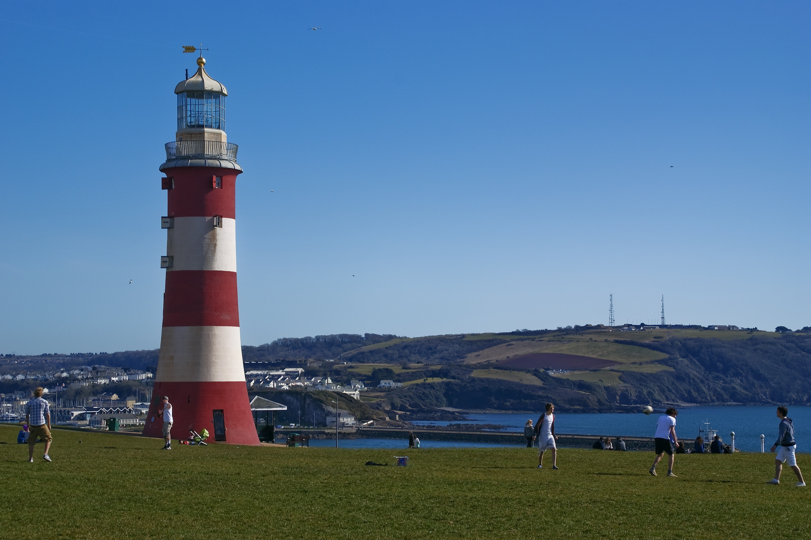 House Building Software Free File Smeatons Tower Plymouth Hoe Jpg Wikimedia Commons