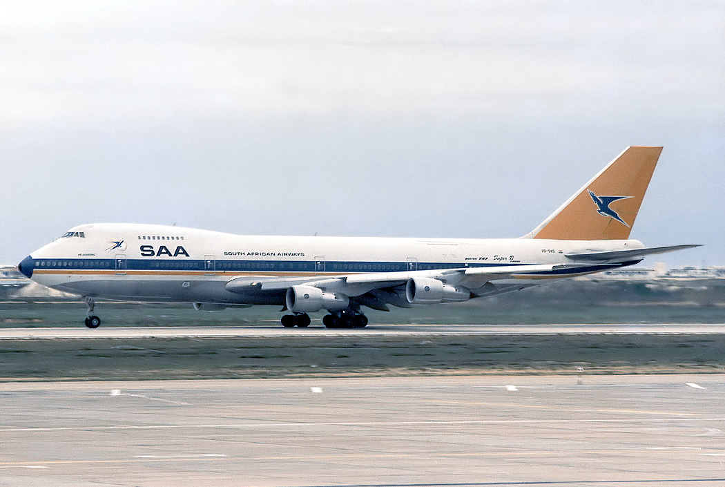 Zs Snc South African Airways Airbus A340 600