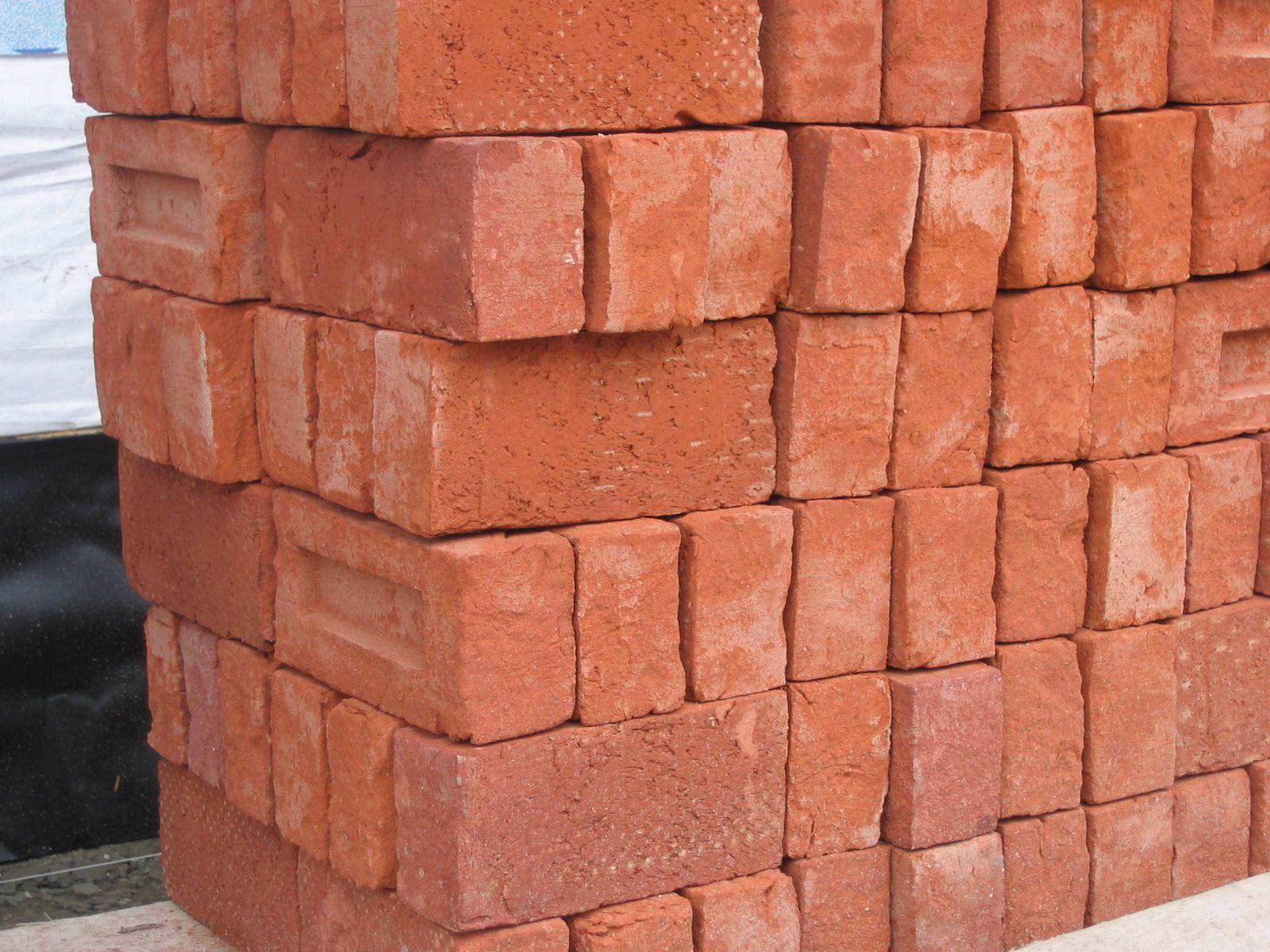 Burnt Clay Brick : Ladrillo wikipedia la enciclopedia libre