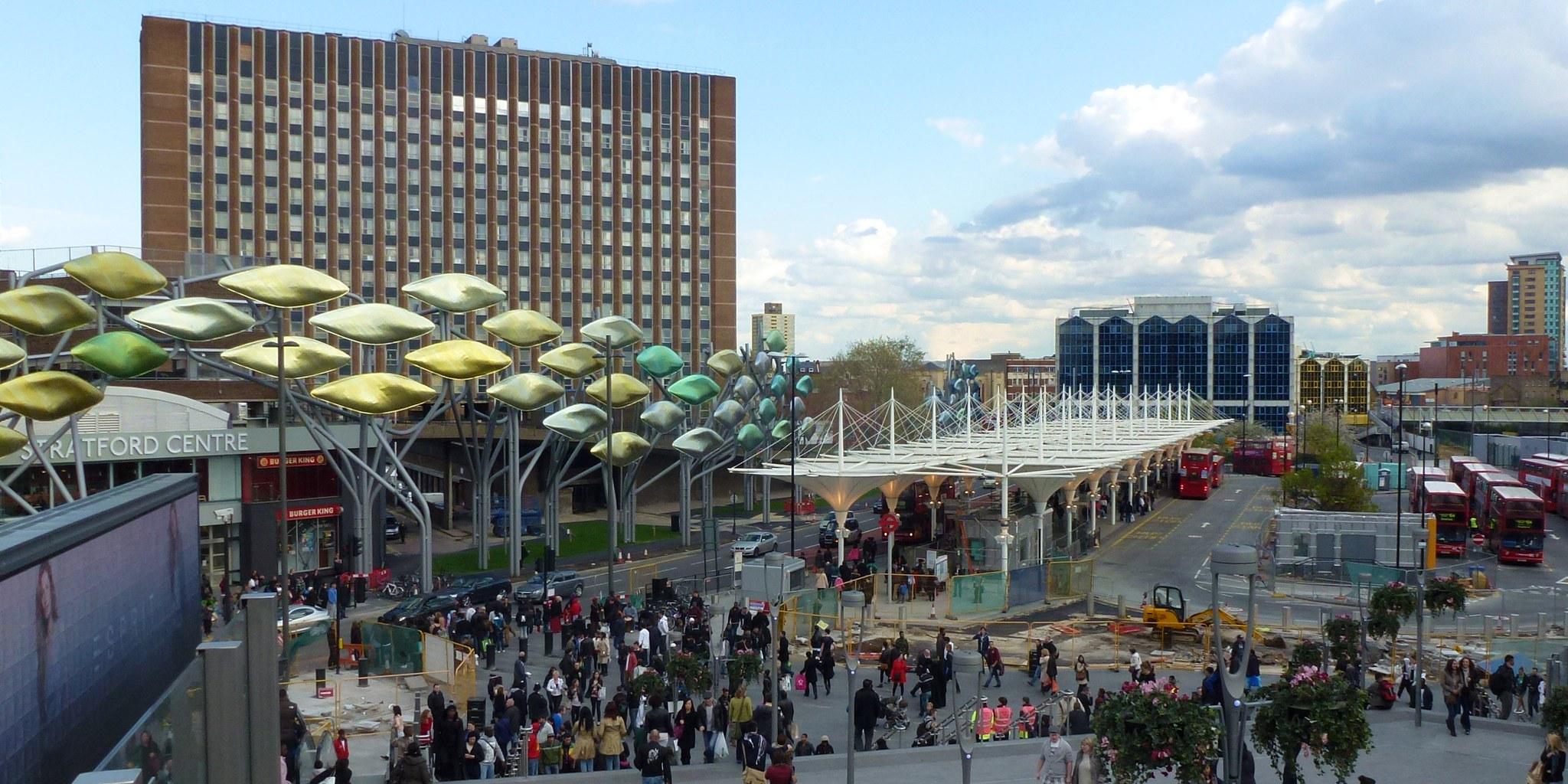 Stratford station for The stratford