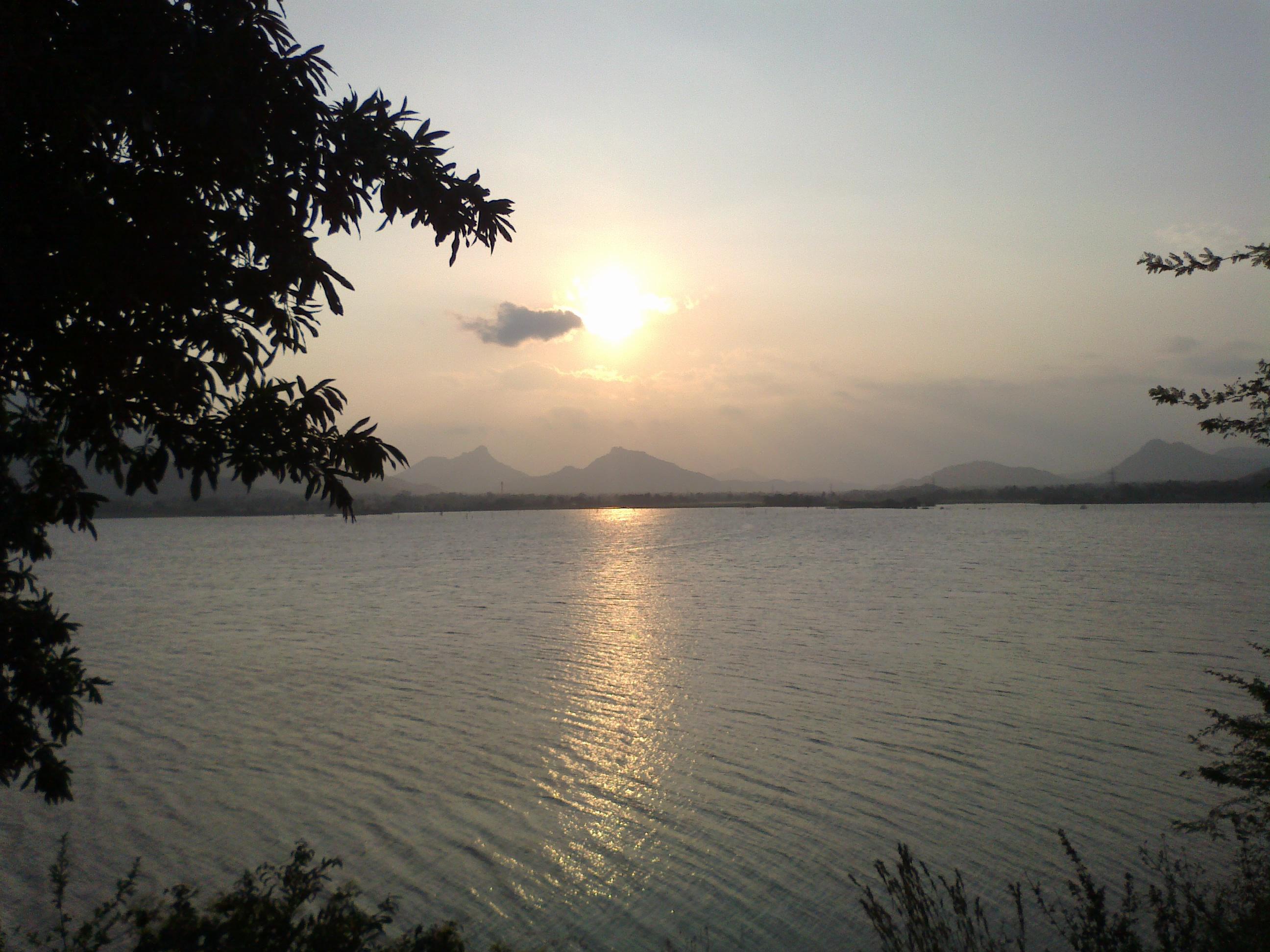 Sunset at Rayalacheruvu.jpg