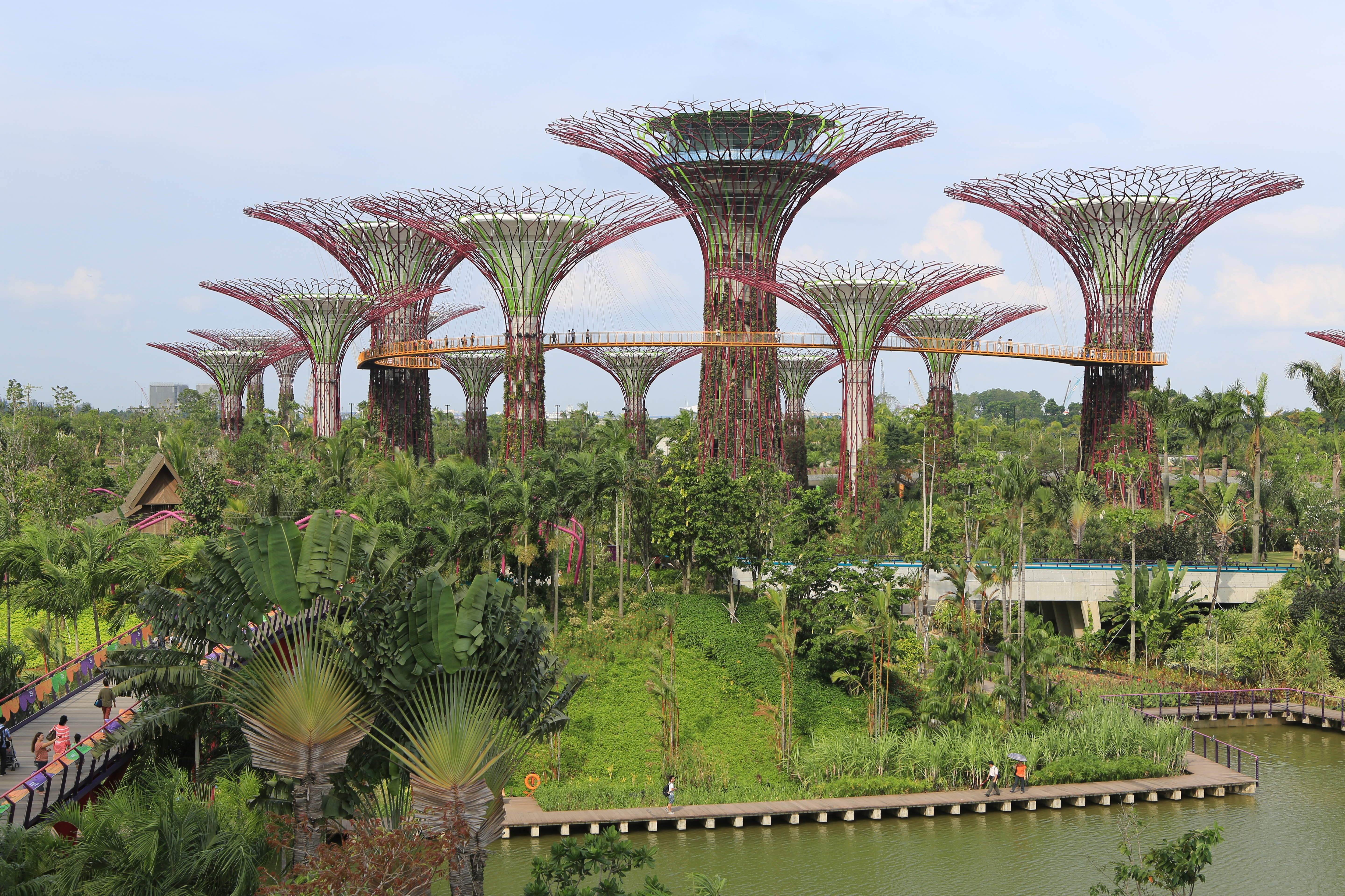 File Supertree Grove Gardens By The Bay Singapore 20120712 Wikimedia Commons