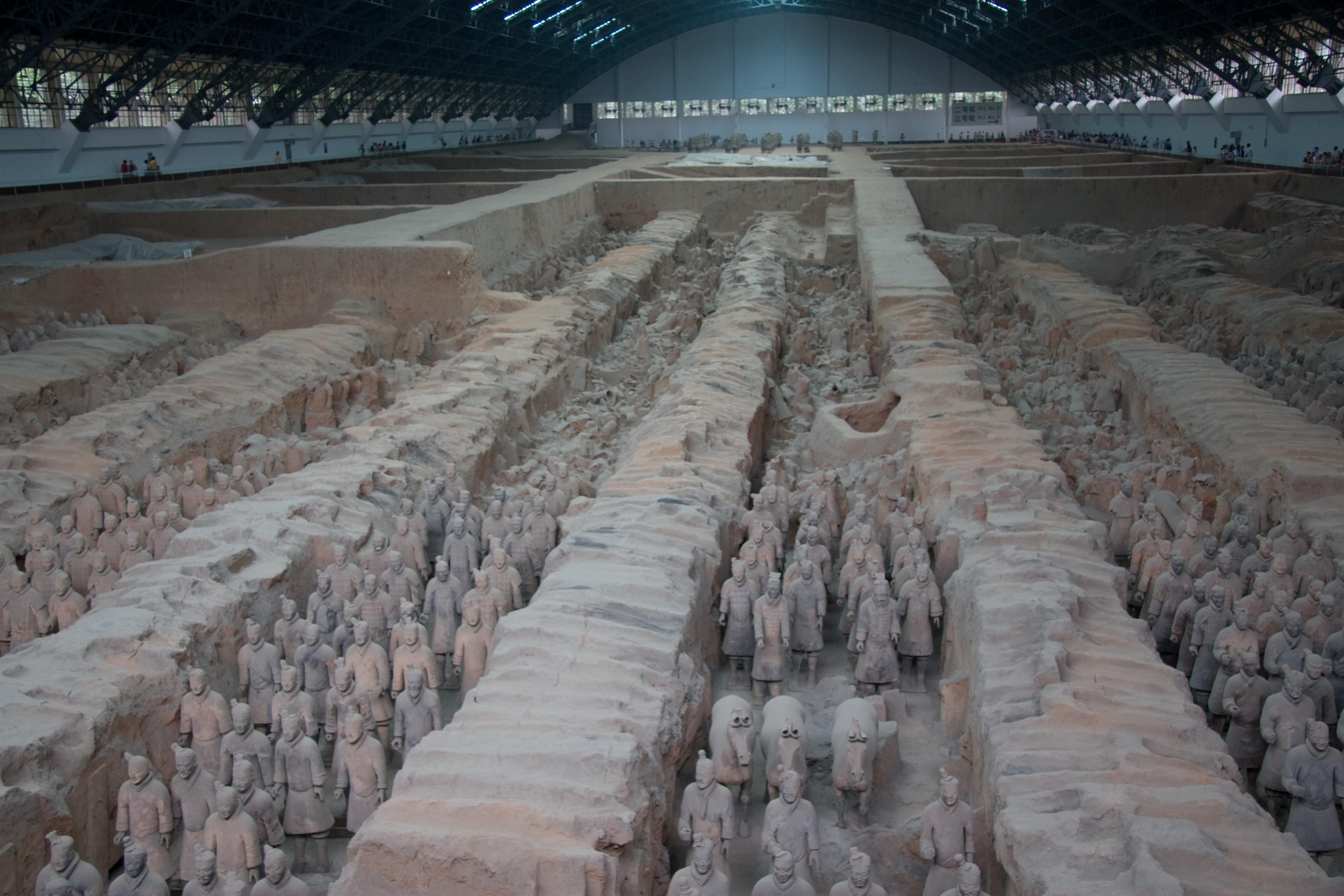 youpickitarc... Terracotta Army Qin Dynasty 210 Bc Art