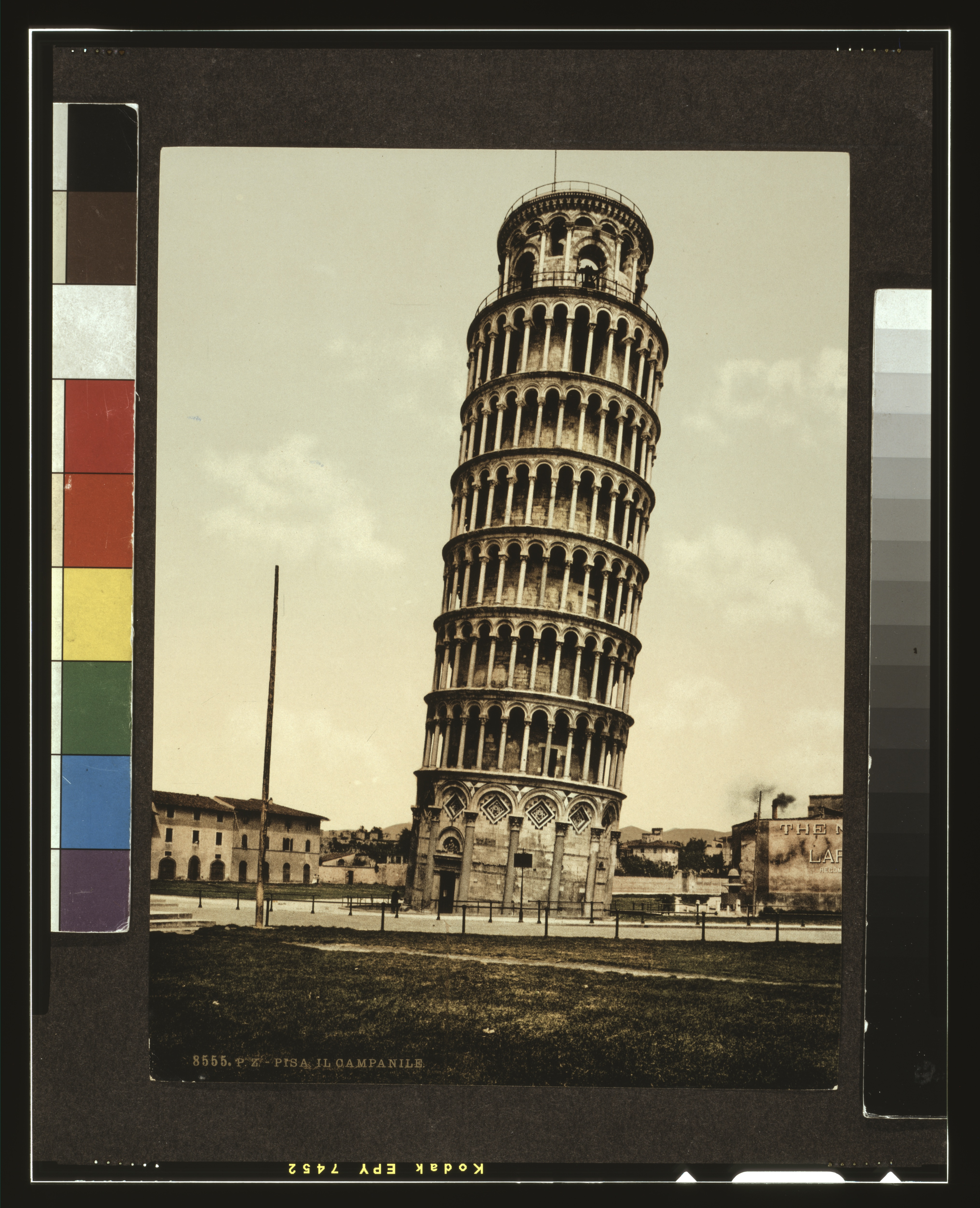 FileThe Leaning Tower Pisa Italy LCCN2001700921