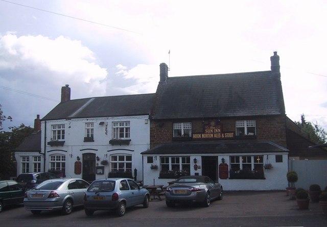 The Sun Inn, Hook Norton - geograph.org.uk - 1477409