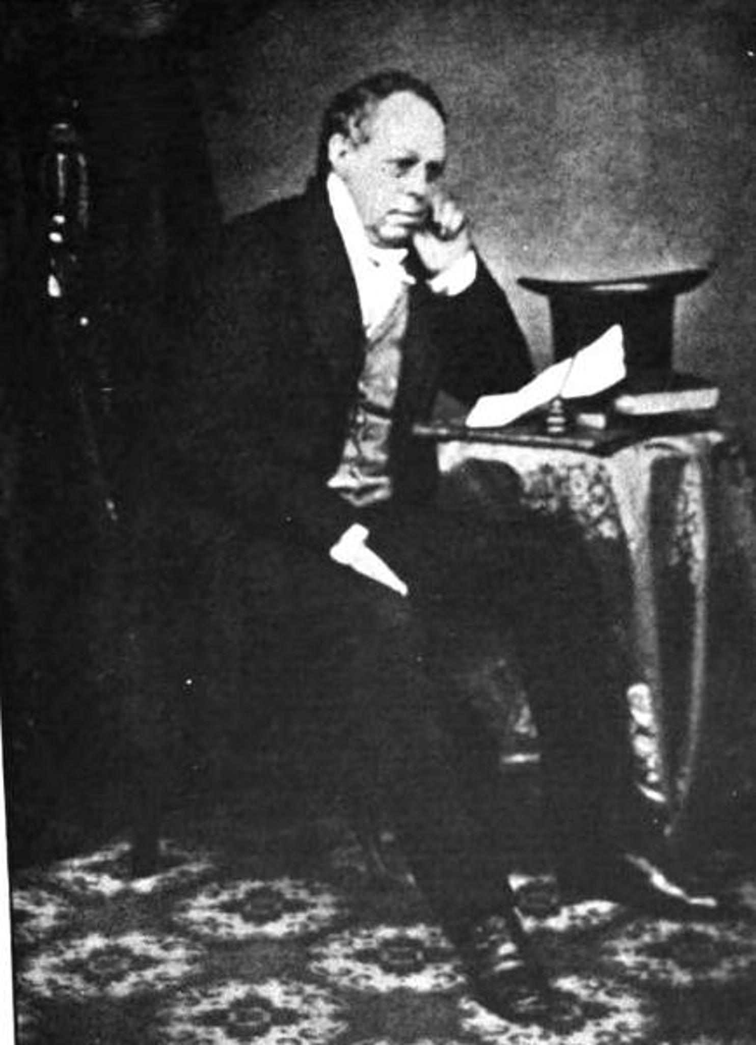 Thomas Doubleday