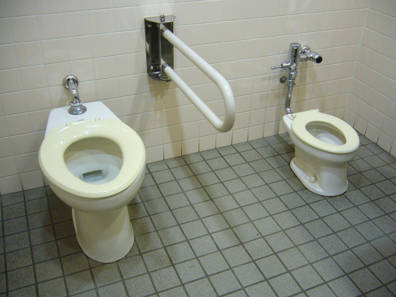 file toilet ordinary child child benki japan jpg