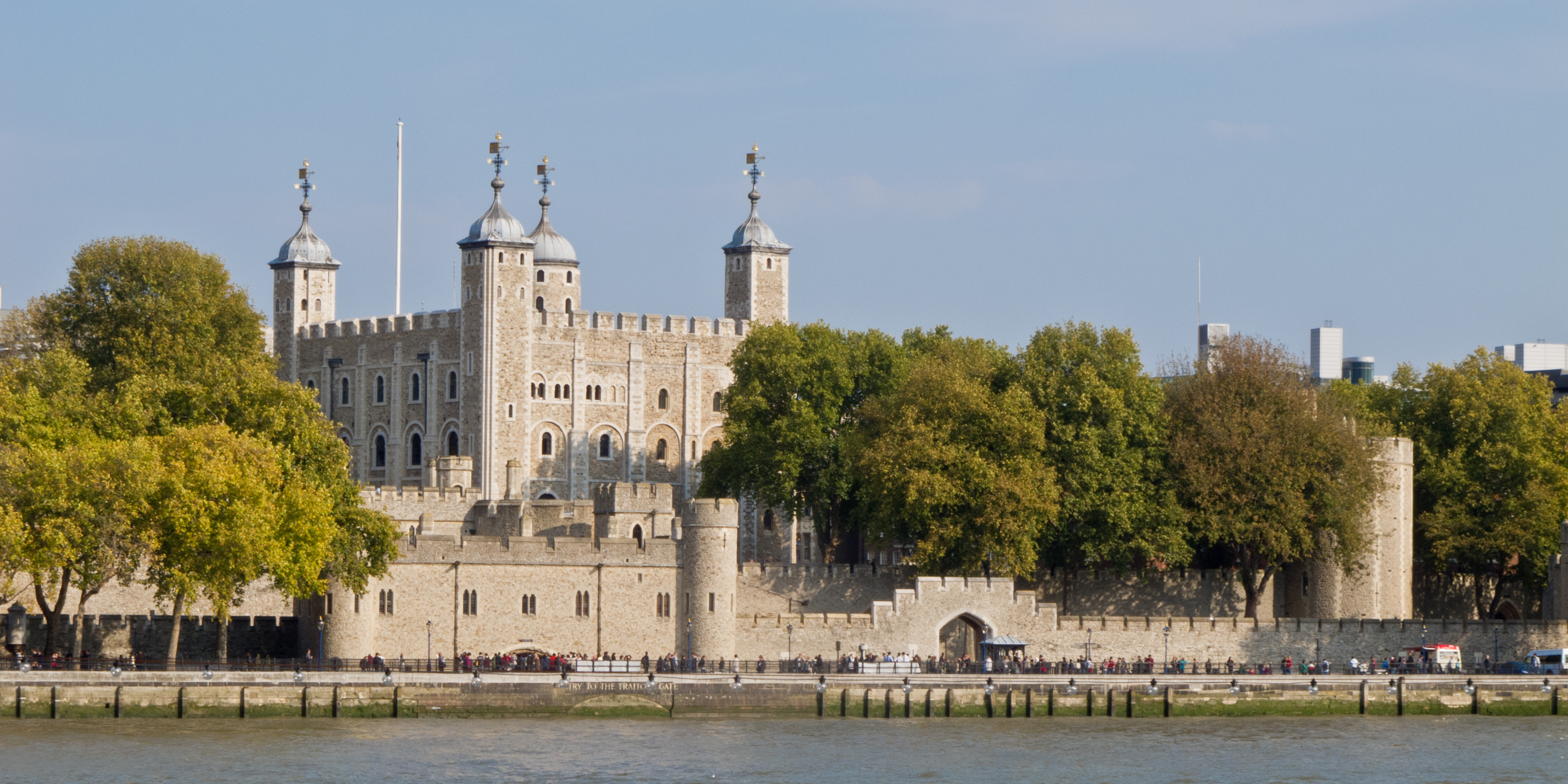 Images Tower of London The Tower of London Seen From