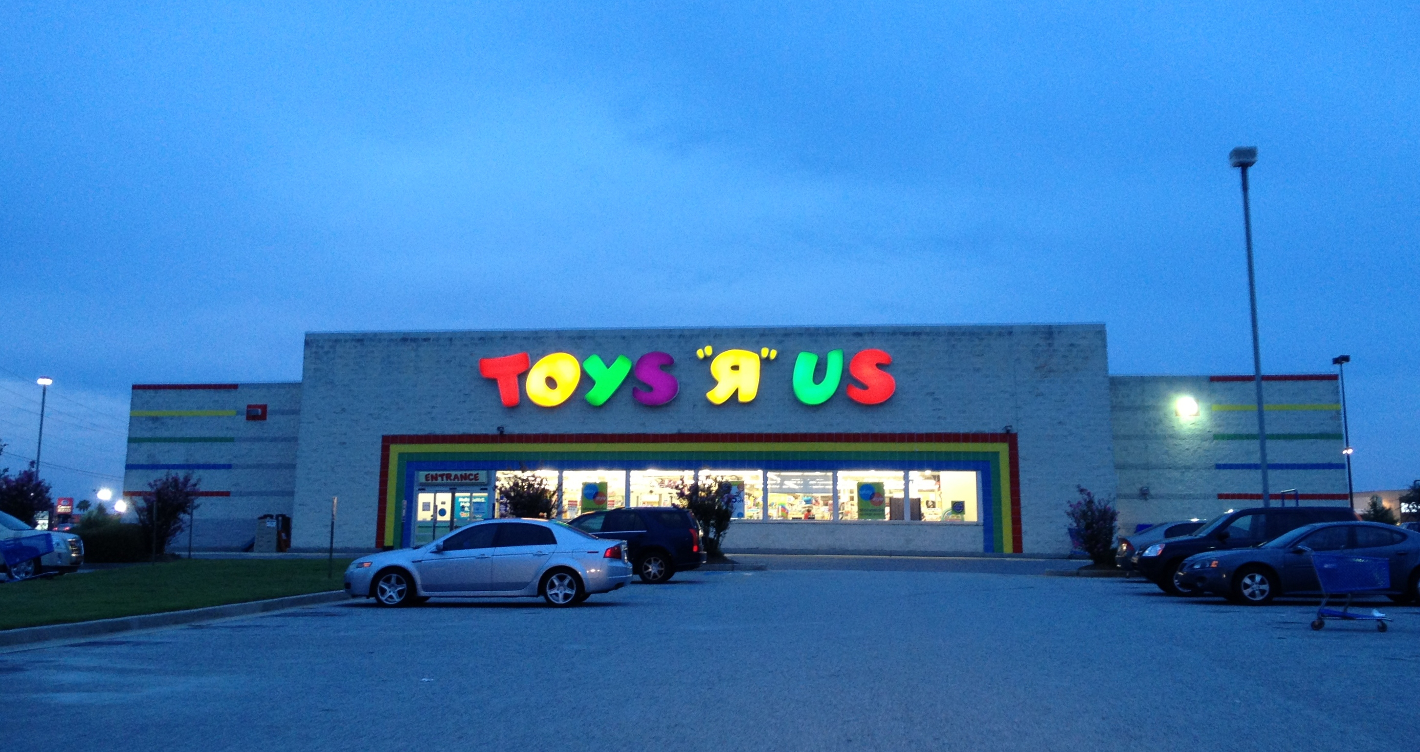 Toys R Us Travel Bed