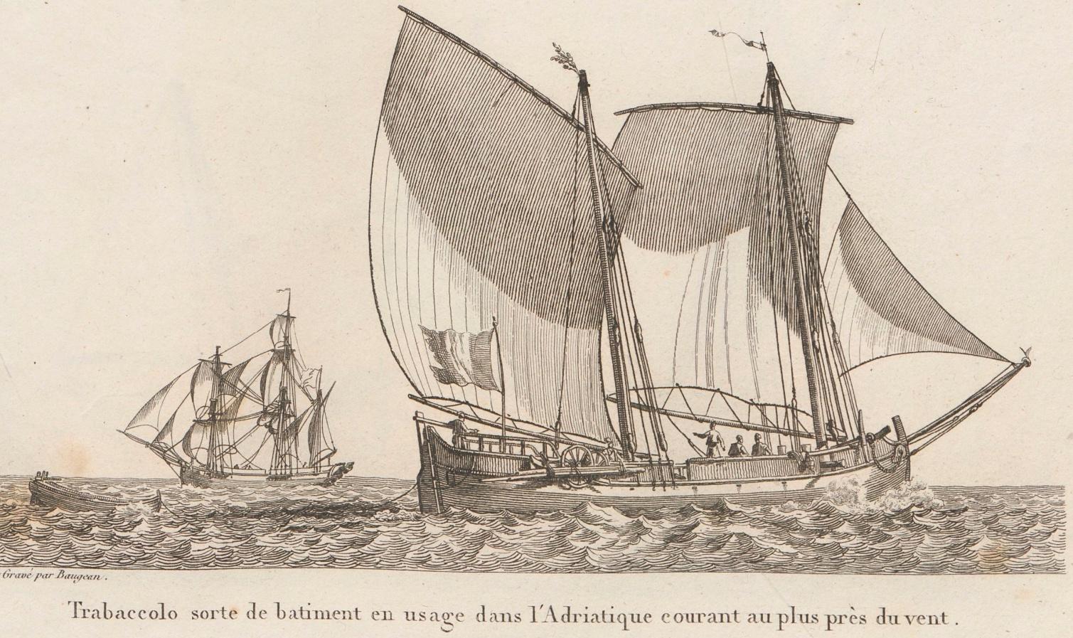Fichier:Trabaccolo, navire de l'Adriatique, début du XIXème siècle.jpg —  Wikipédia