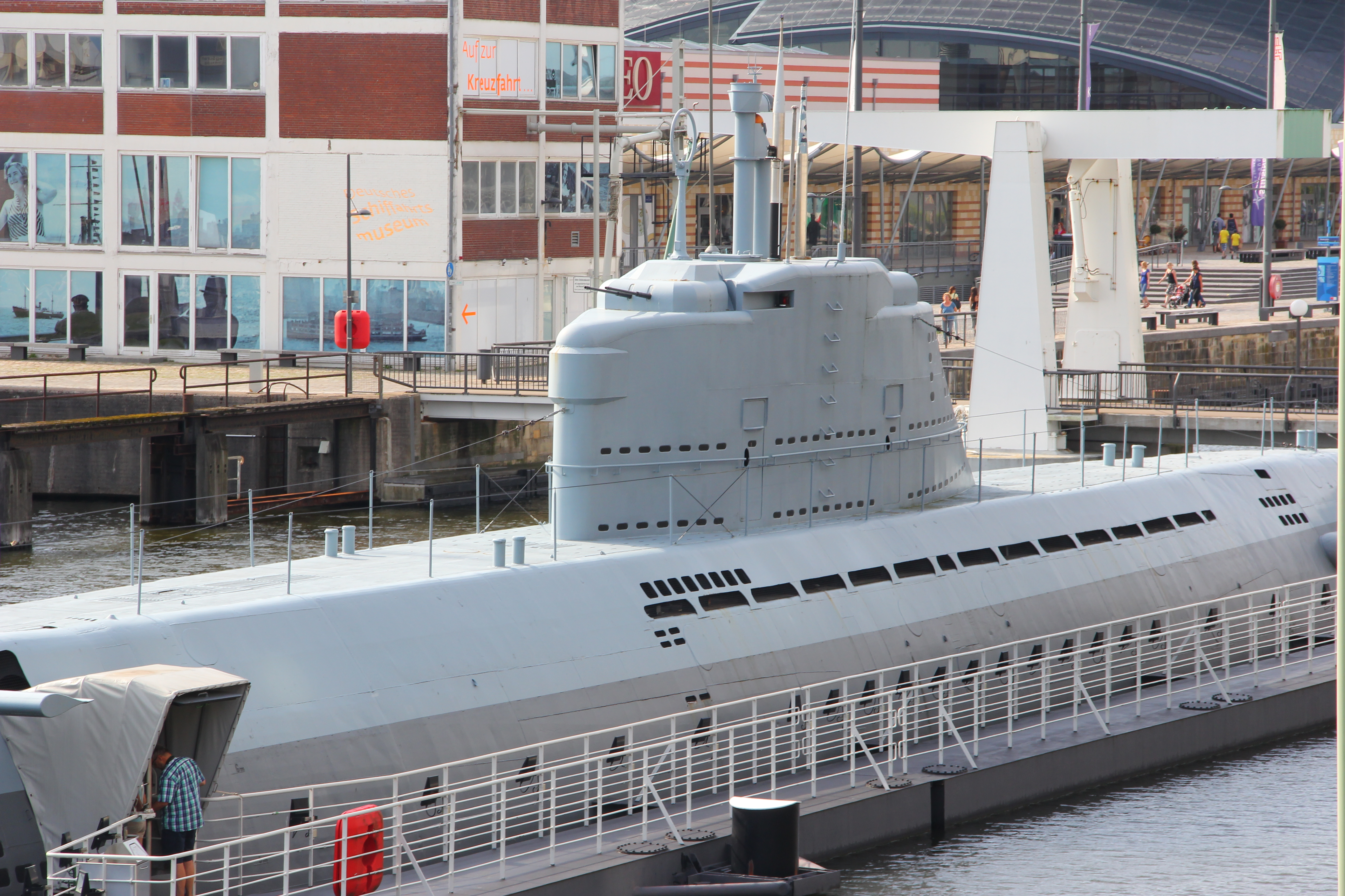 "File:U-Boot Typ XXI U-2540 (""Wilhelm Bauer"")"